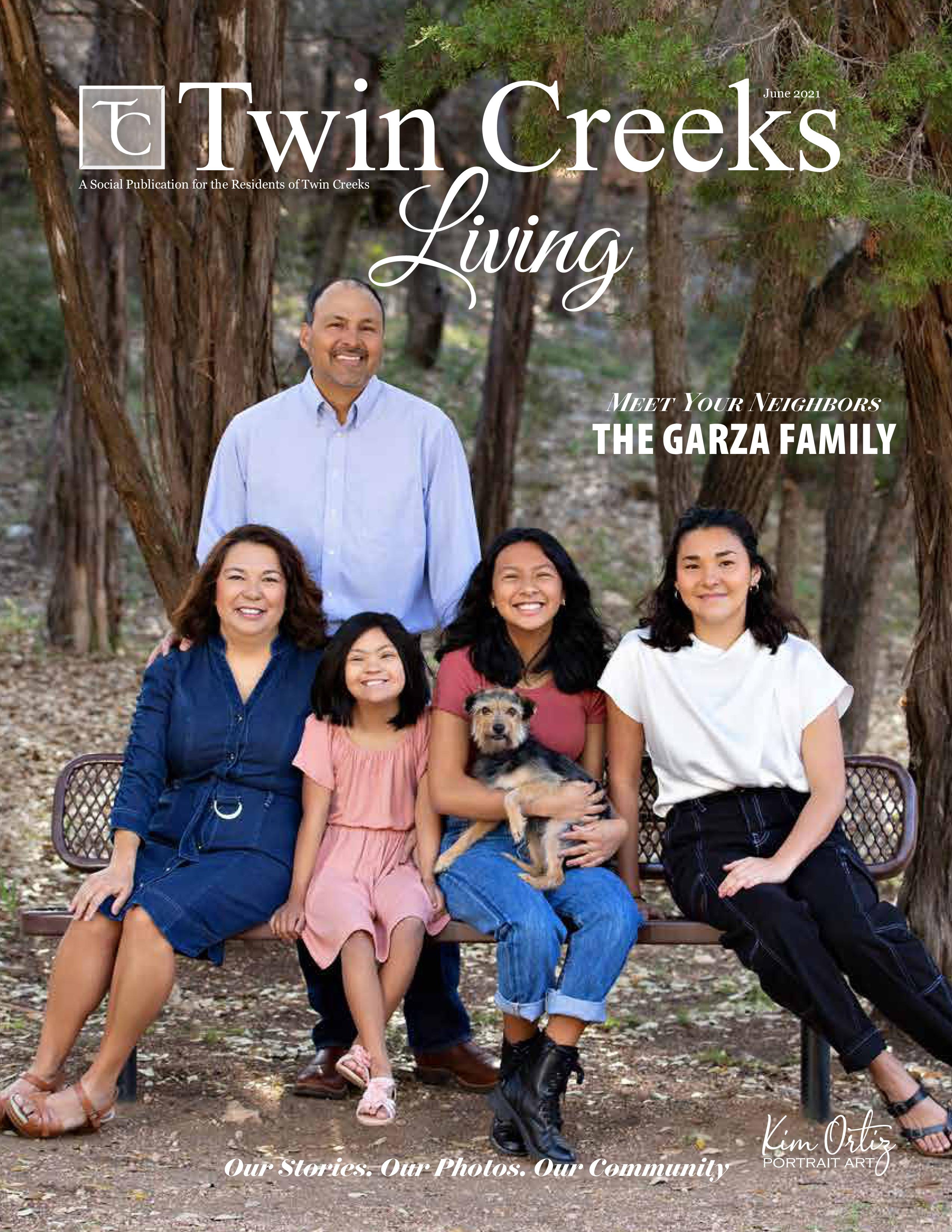 Twin Creeks Living 2021-06-01