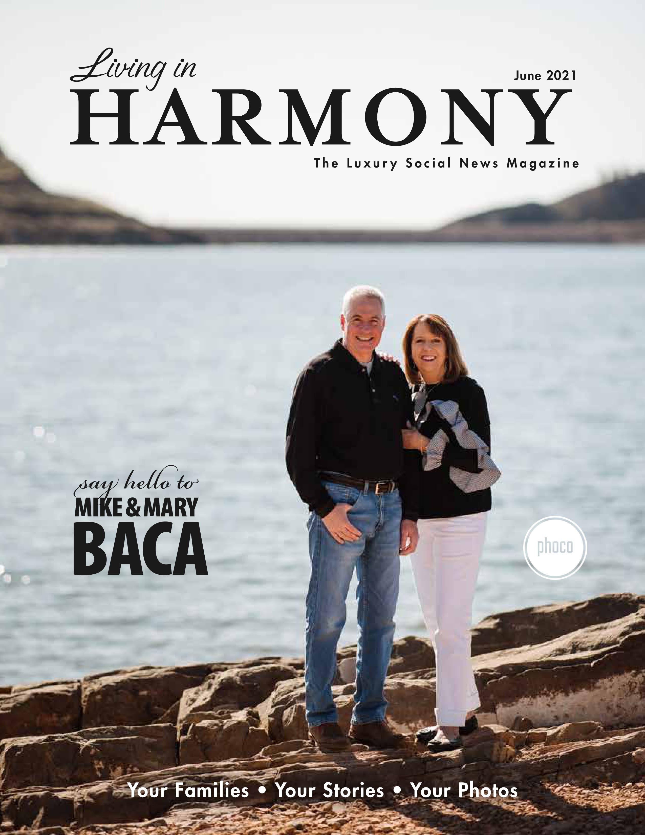 Living in Harmony 2021-06-01