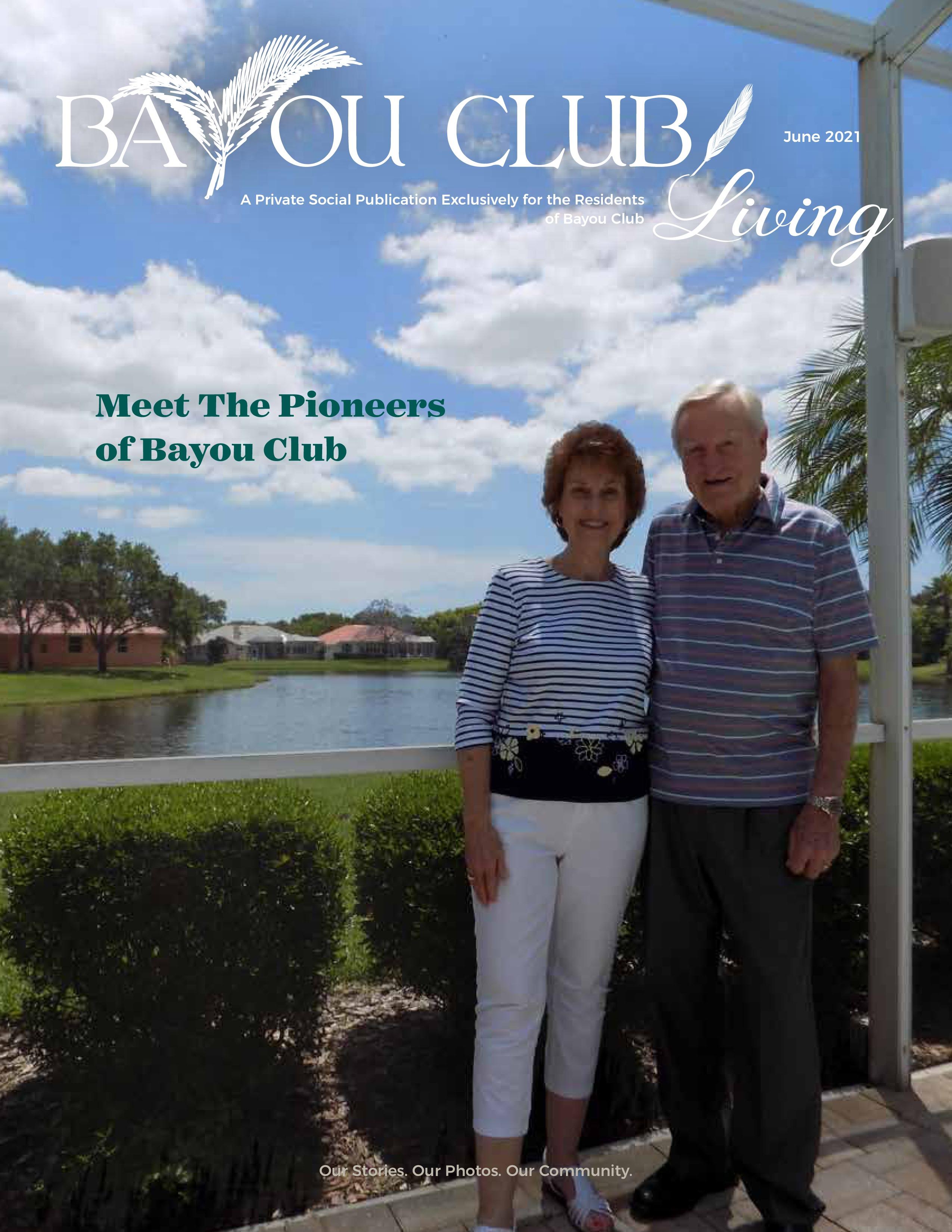 Bayou Club Living 2021-06-01