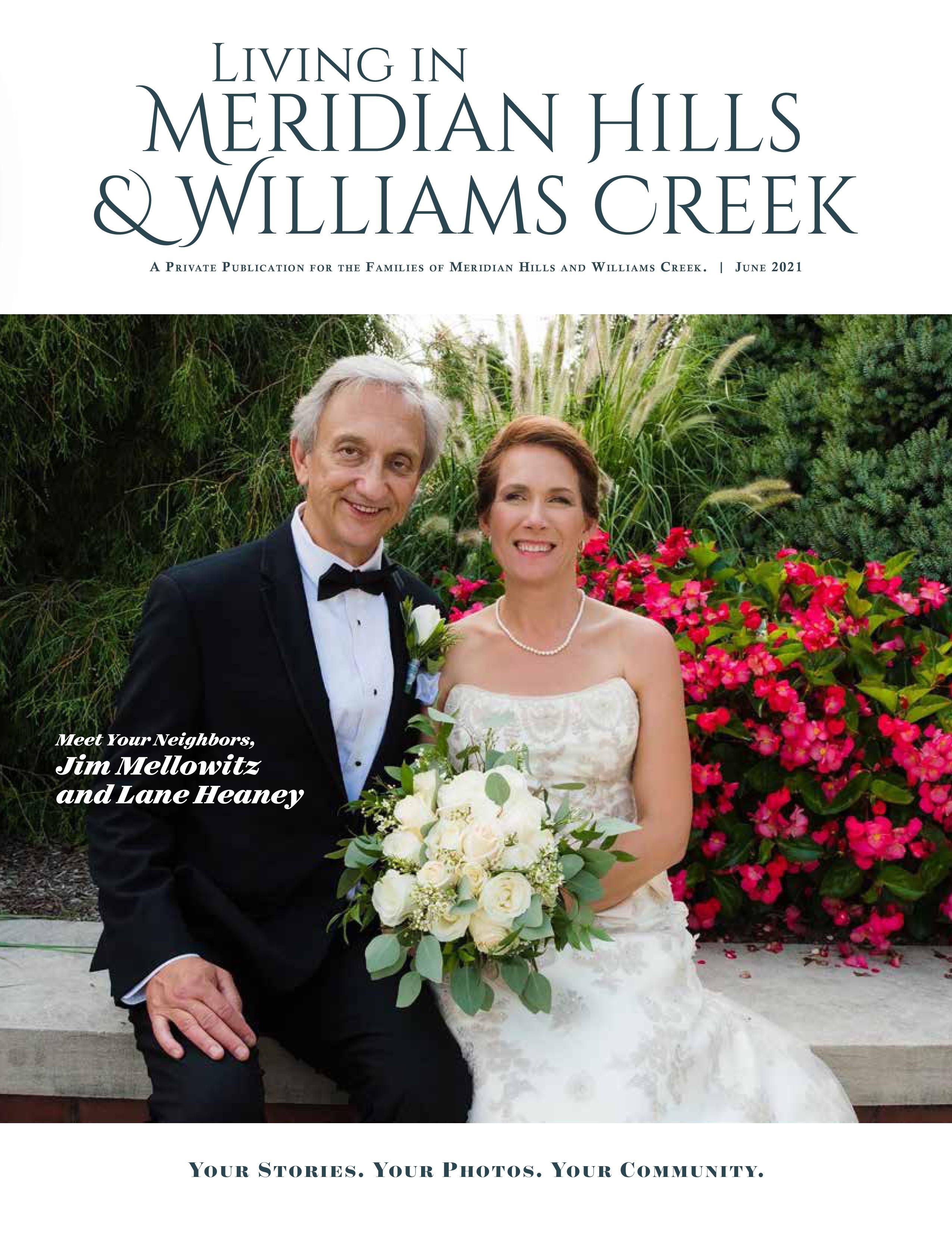 Living in Meridian Hills & Williams Creek 2021-06-01