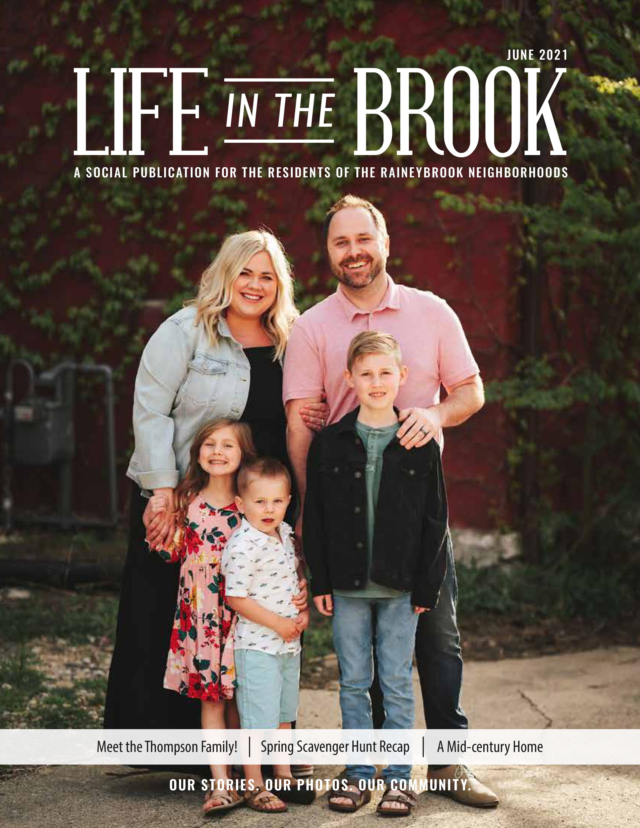 Life in the Brook 2021-06-01