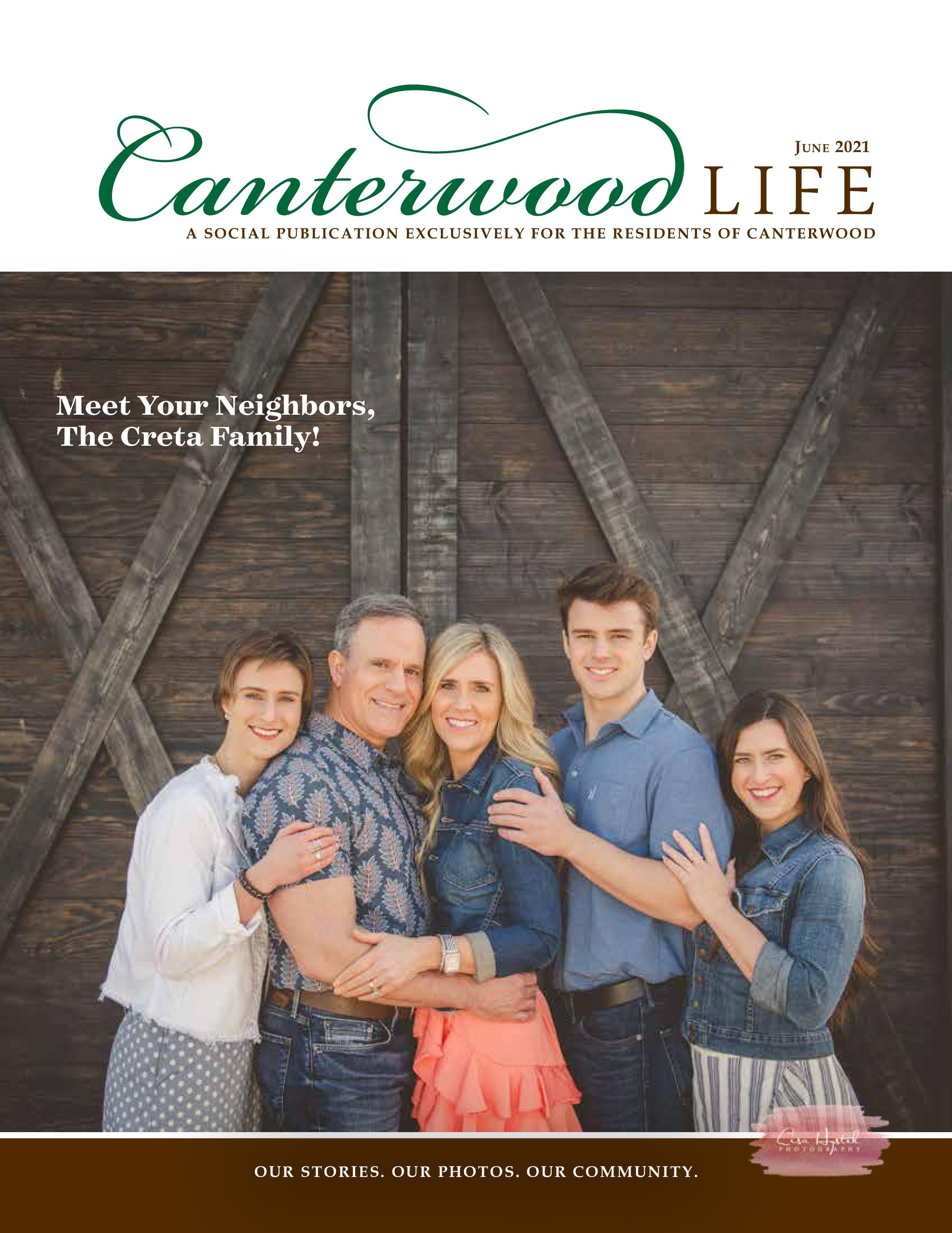 Canterwood Life 2021-06-01