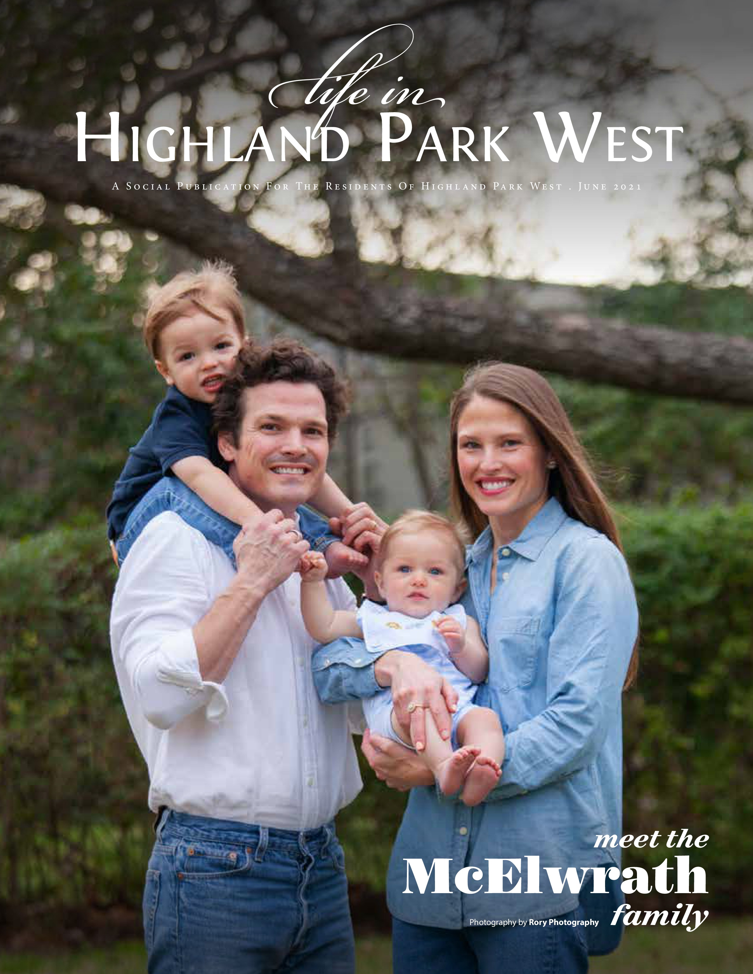 Life in Highland Park West 2021-06-01