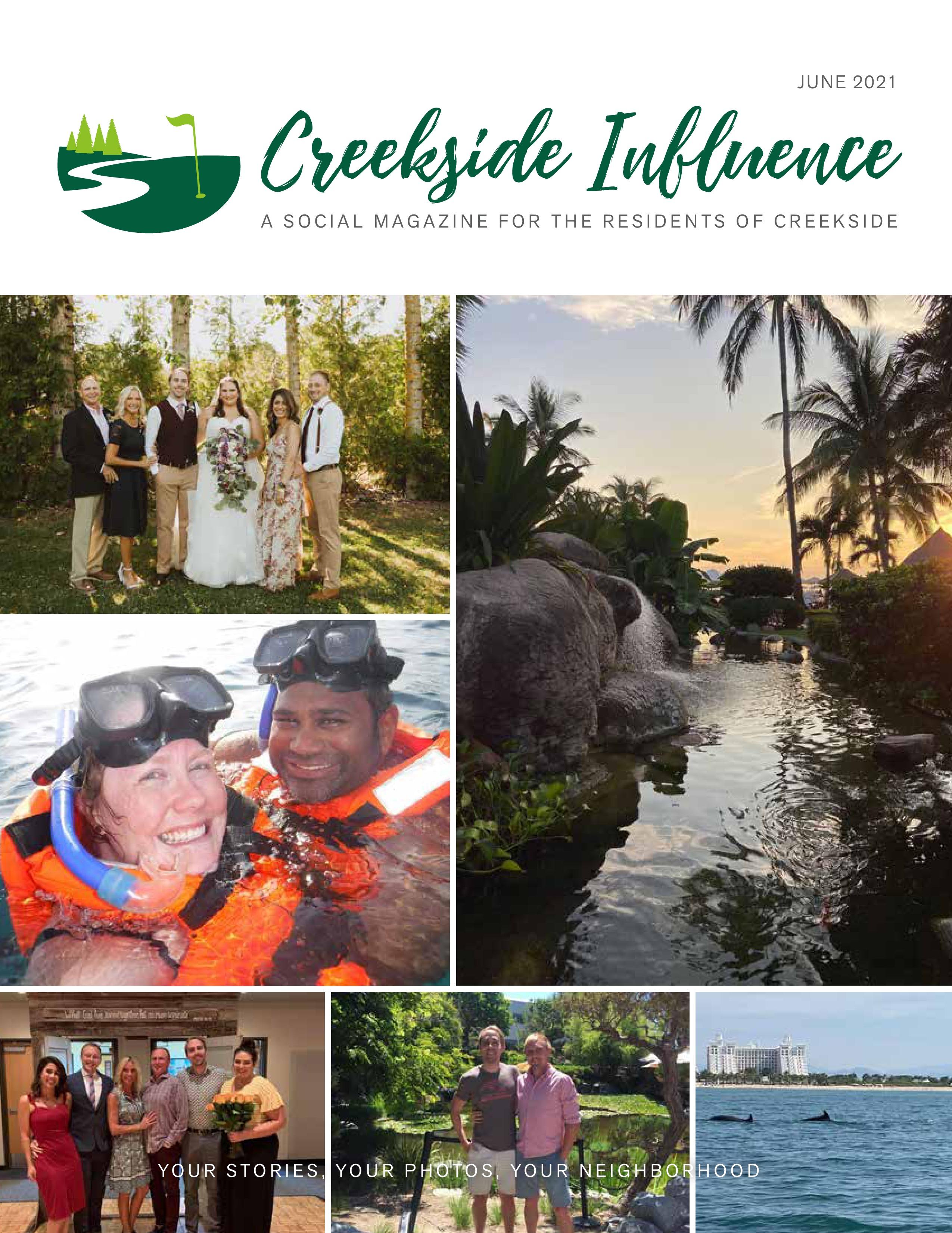 Creekside Influence 2021-06-01