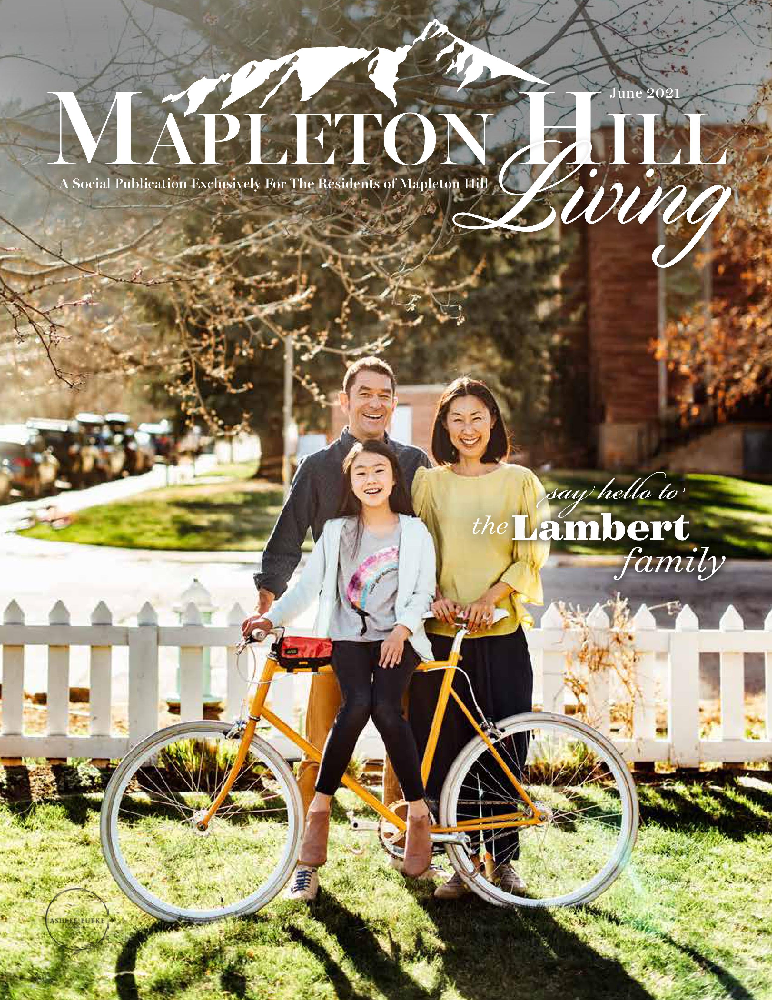 Mapleton Hill Living 2021-06-01