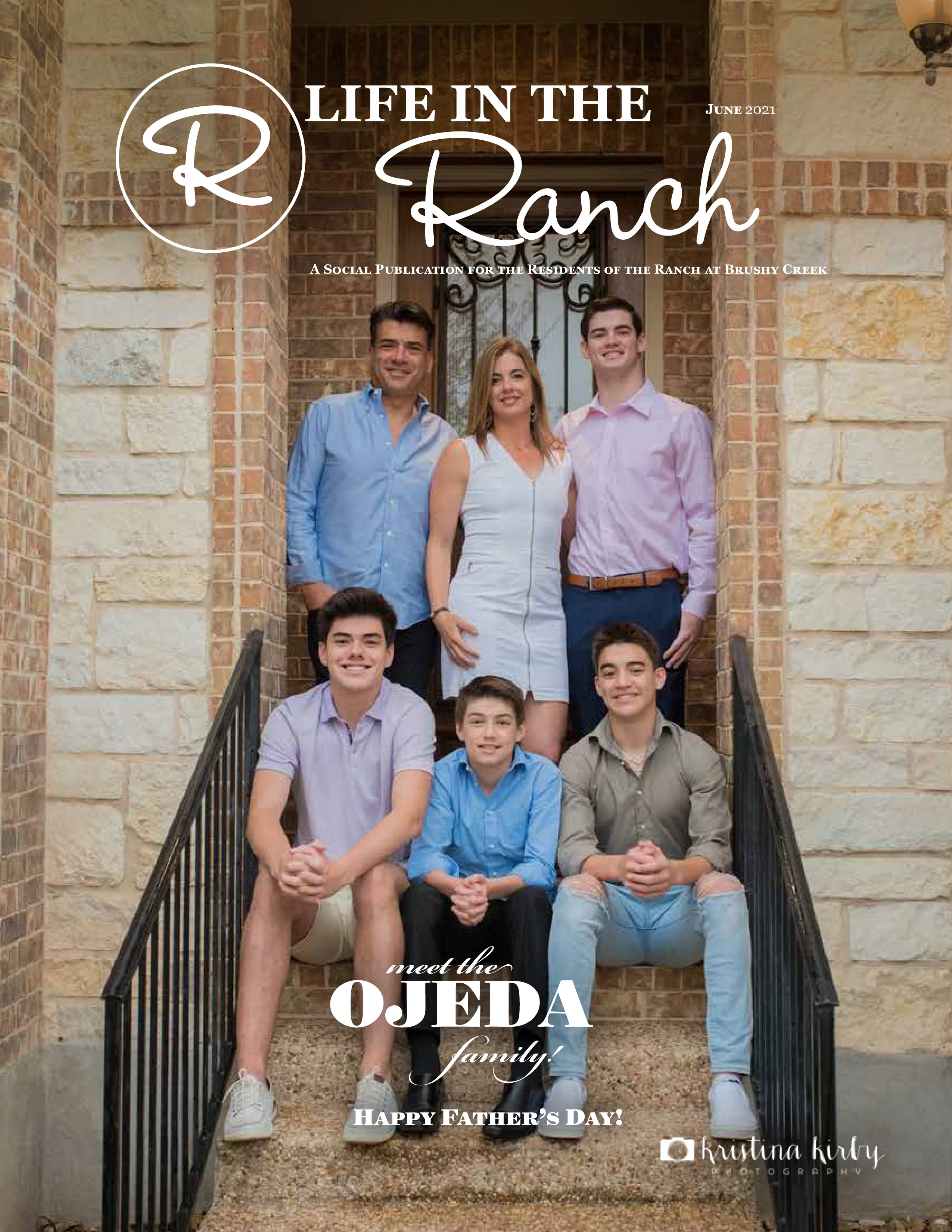 Life in the Ranch 2021-06-01