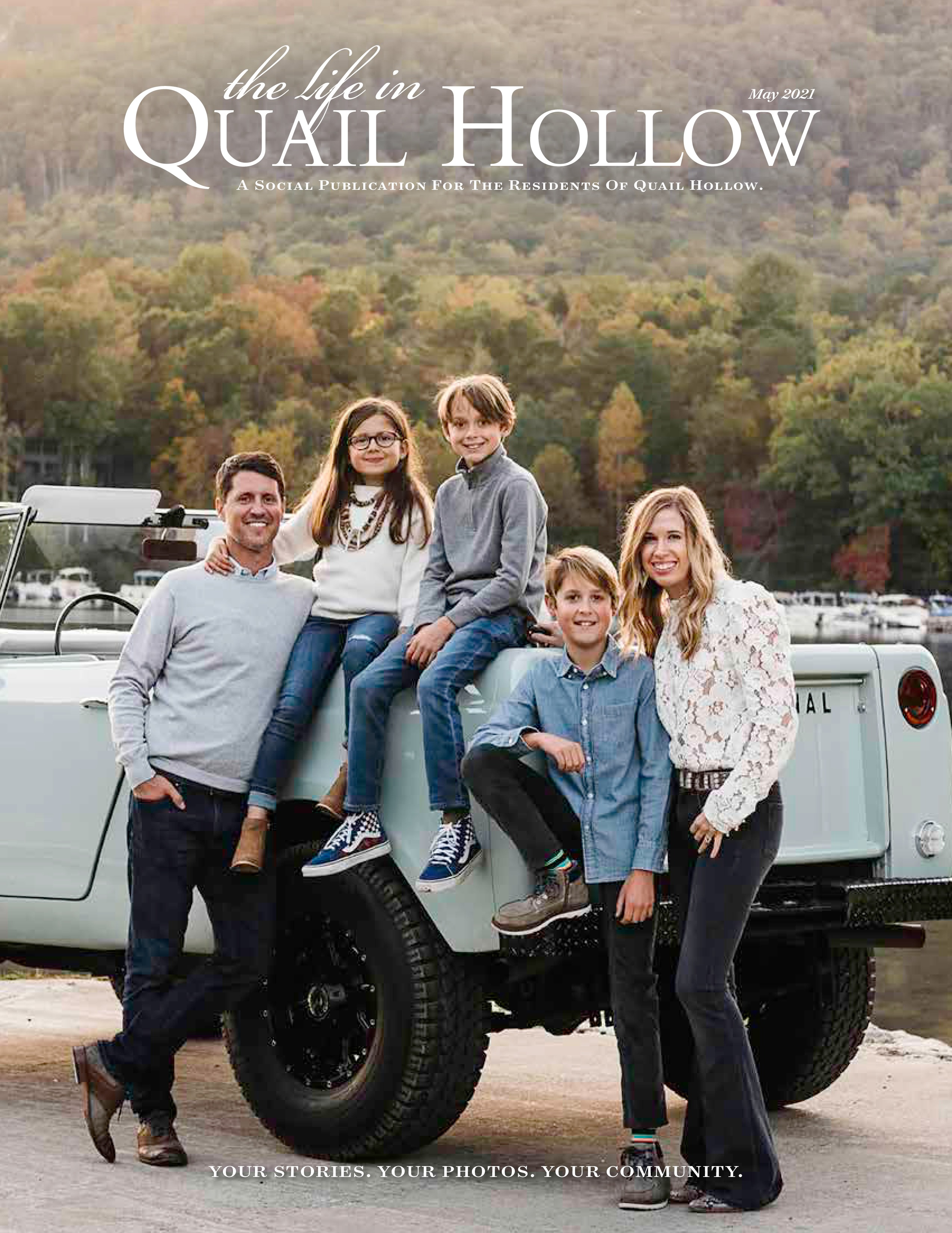 The Life in Quail Hollow 2021-05-01