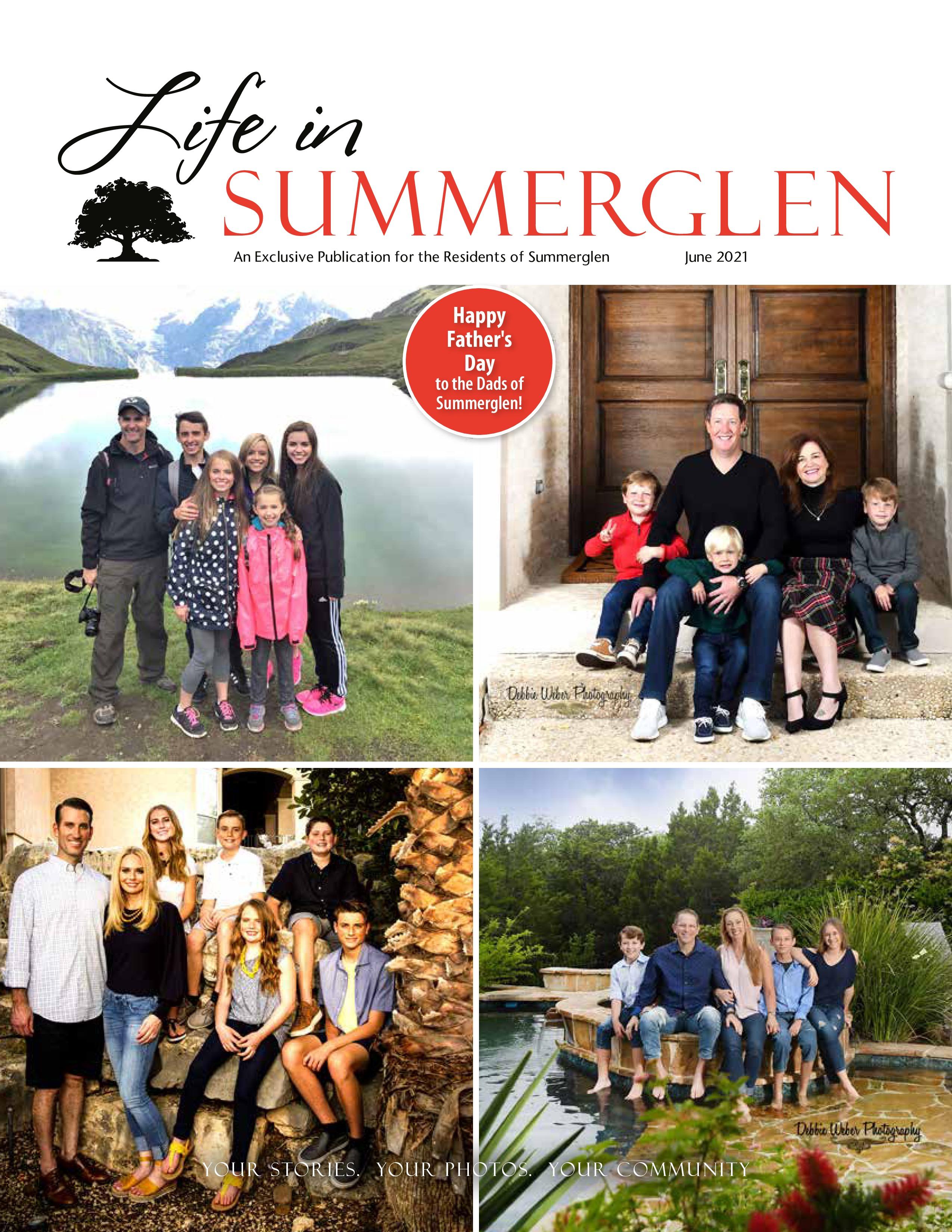 Life in Summerglen 2021-06-01