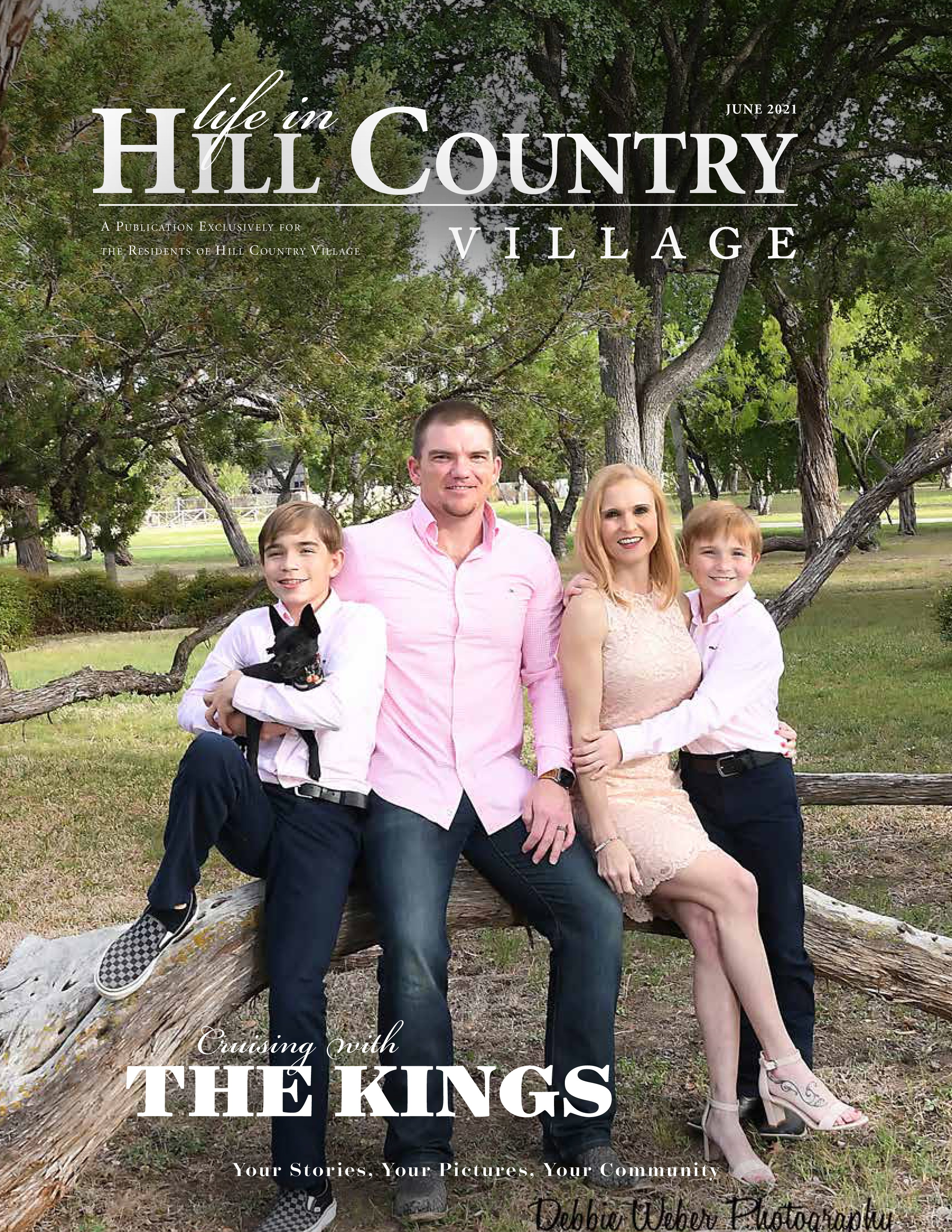Life in Hill Country Village 2021-06-01