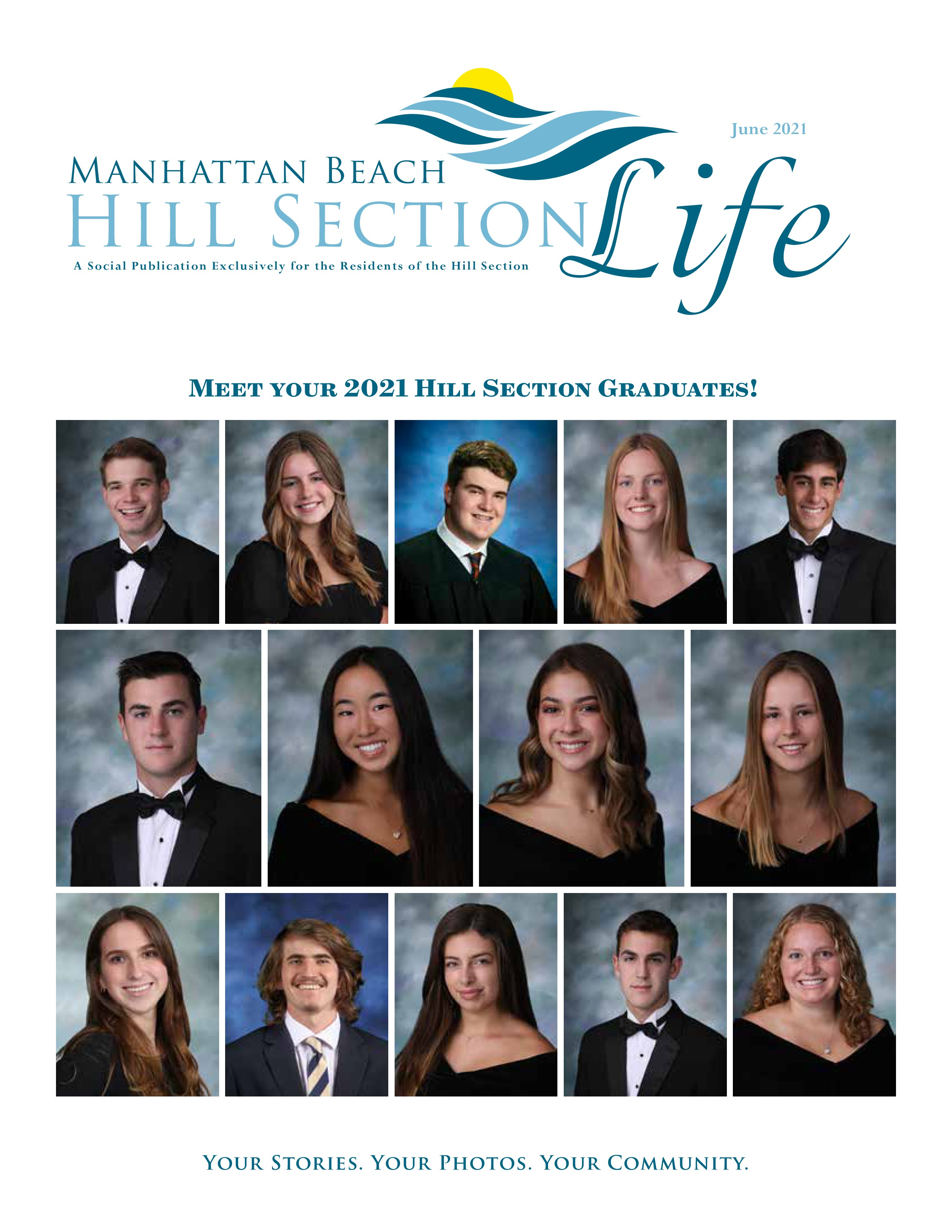 Manhattan Beach Hill Section Life 2021-06-01