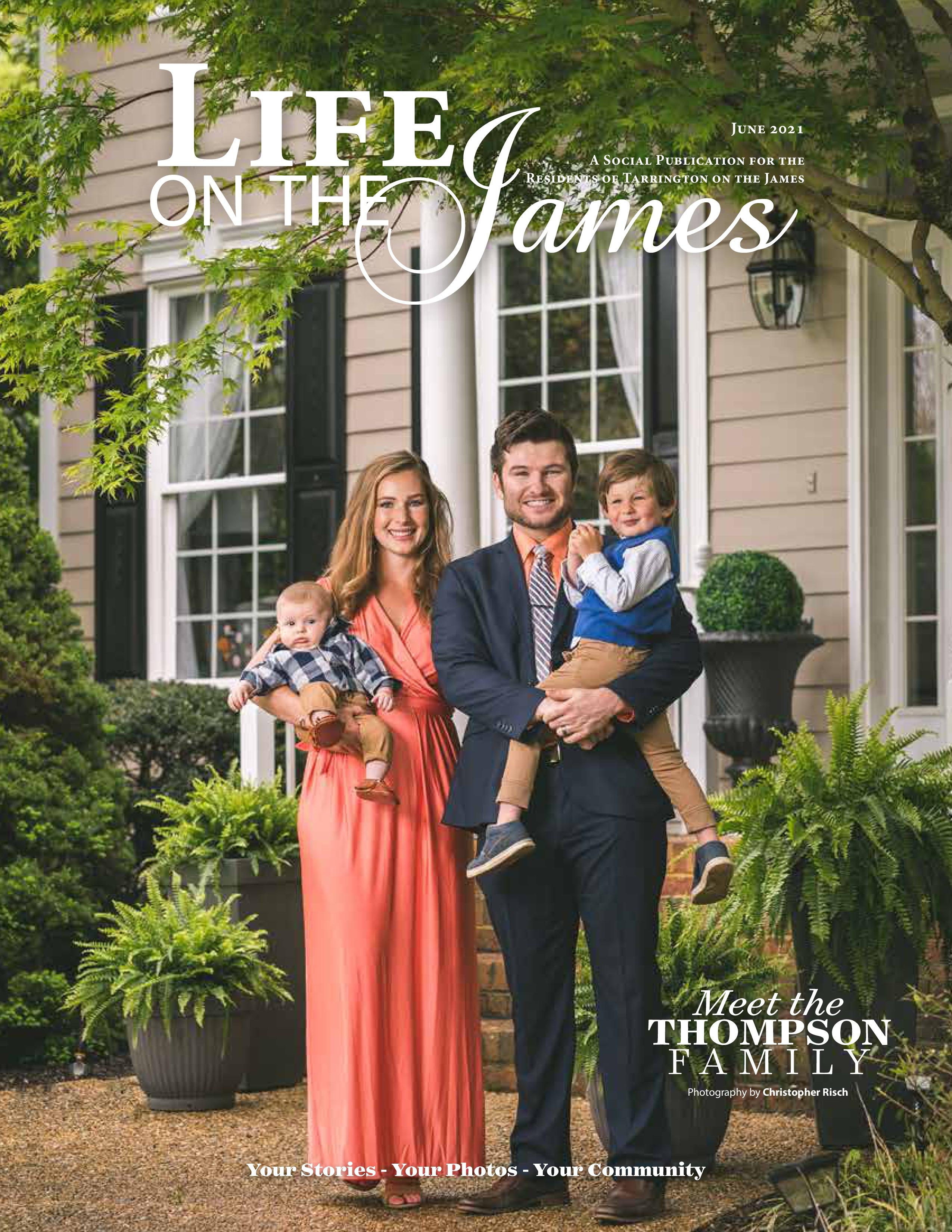 Life on the James 2021-06-01