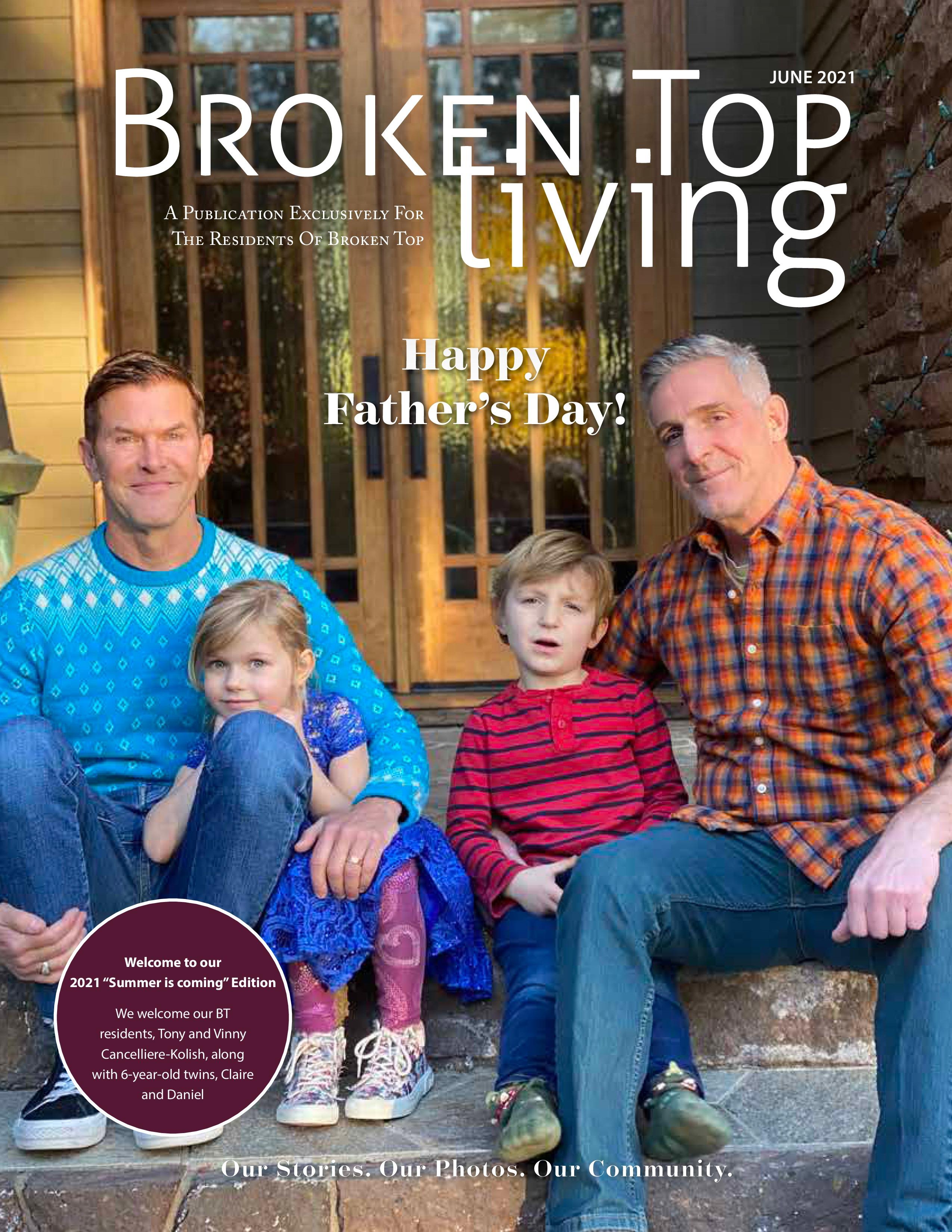 Broken Top Living 2021-06-01