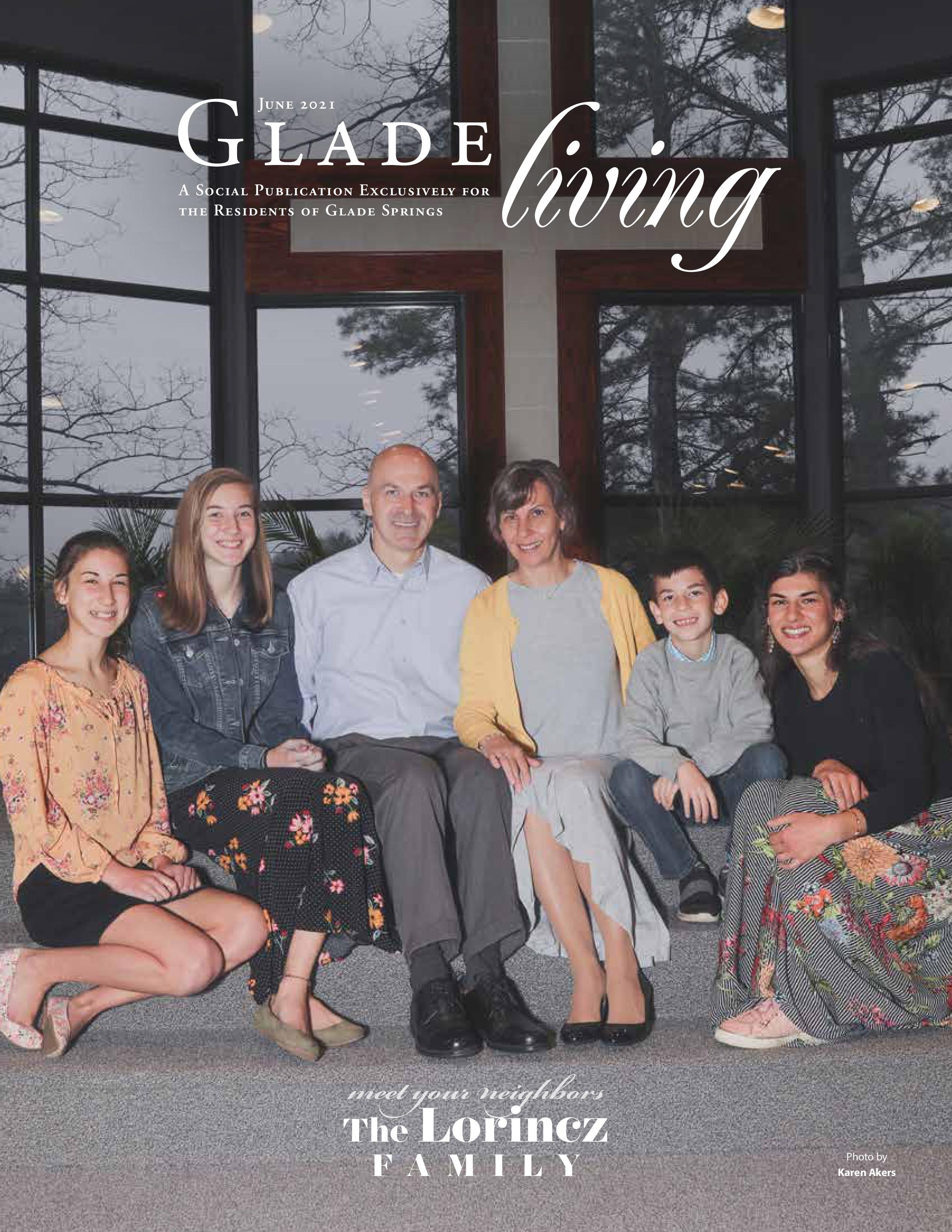 Glade Living 2021-06-01
