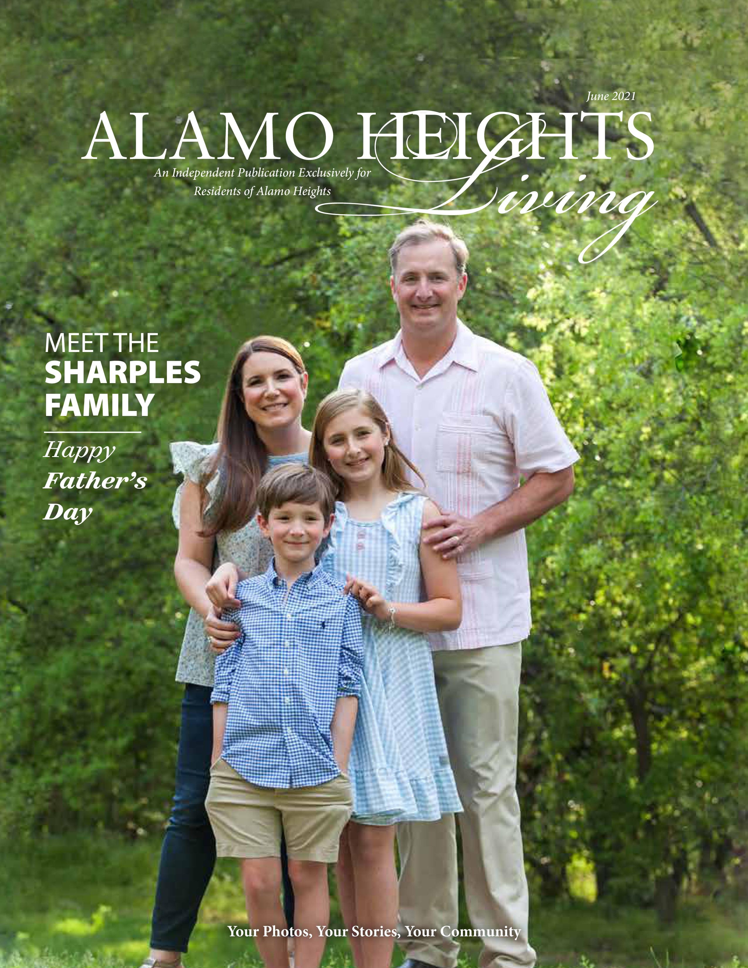 Alamo Heights Living 2021-06-01