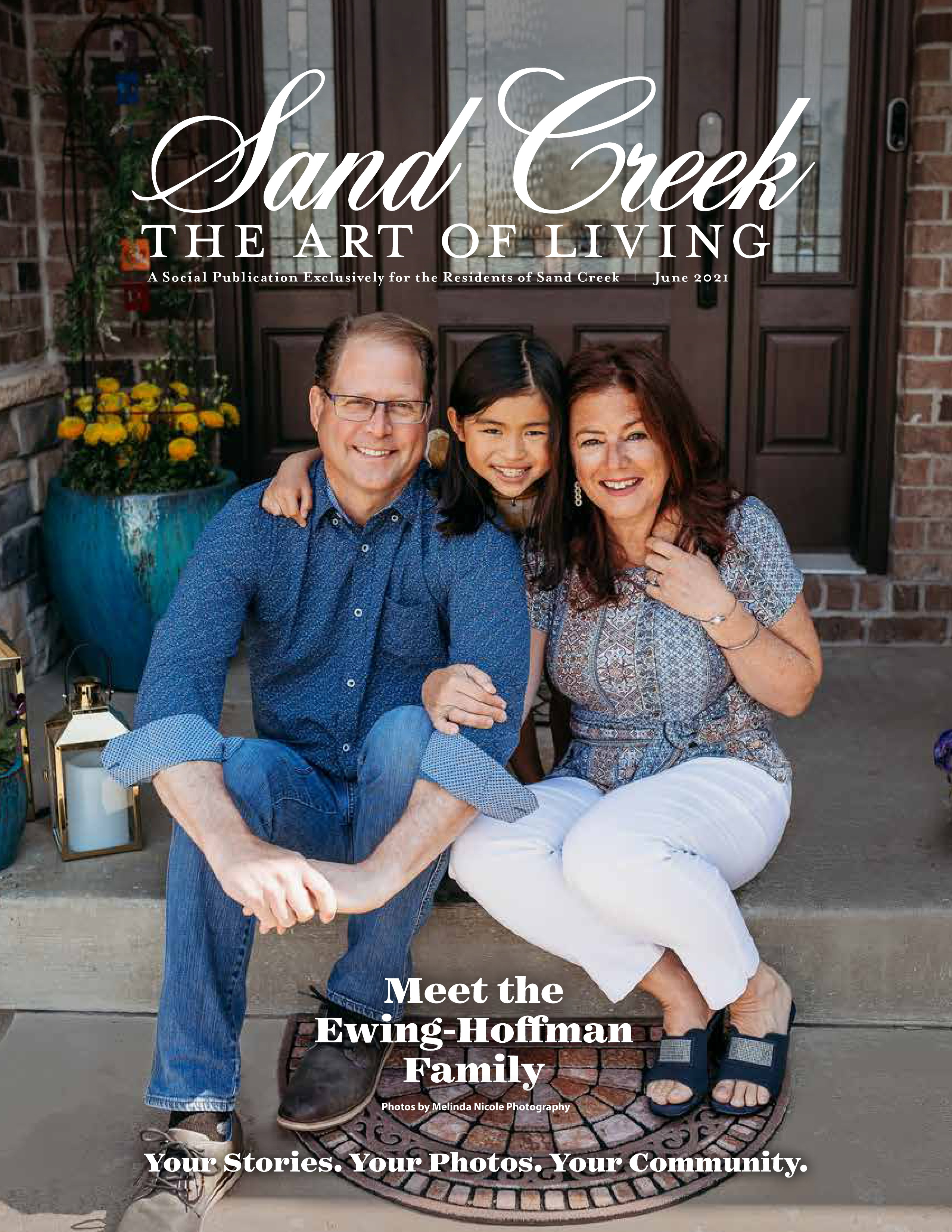 Sand Creek, The Art of Living 2021-06-01