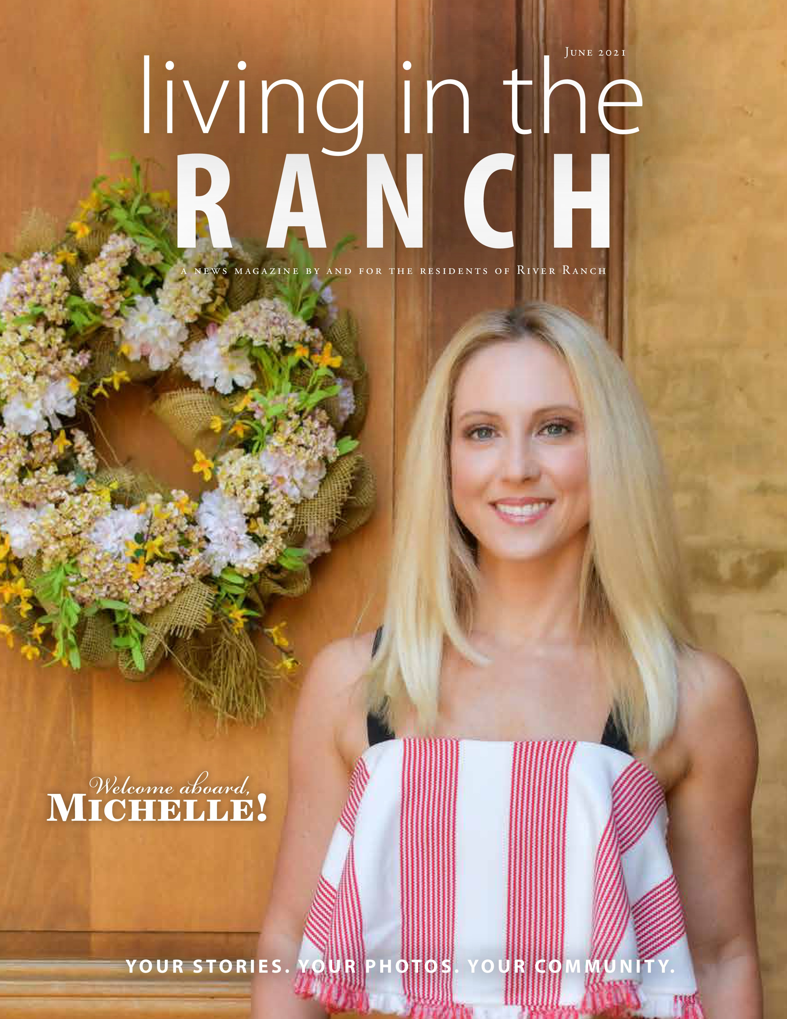 Living in the Ranch 2021-06-01