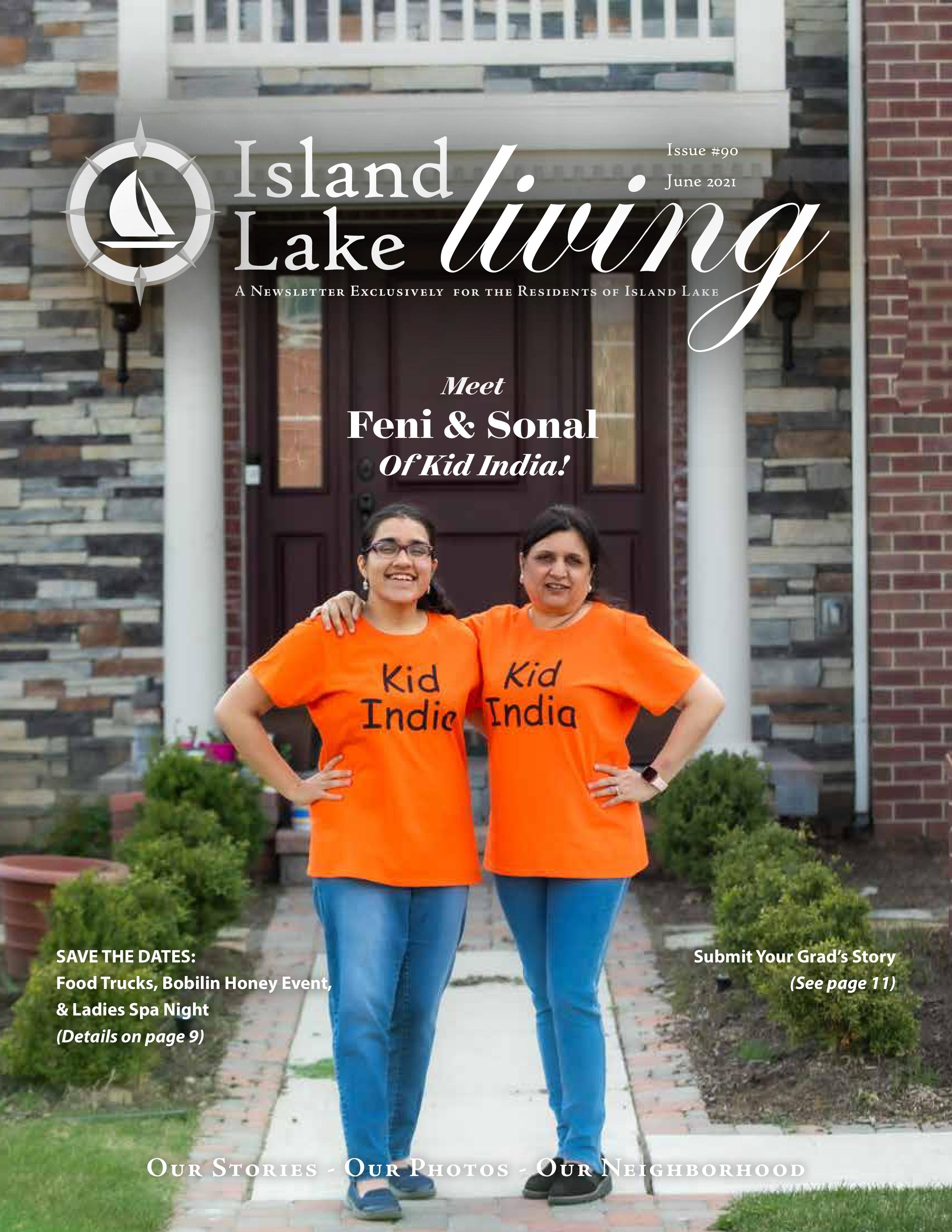 Island Lake Living 2021-06-01