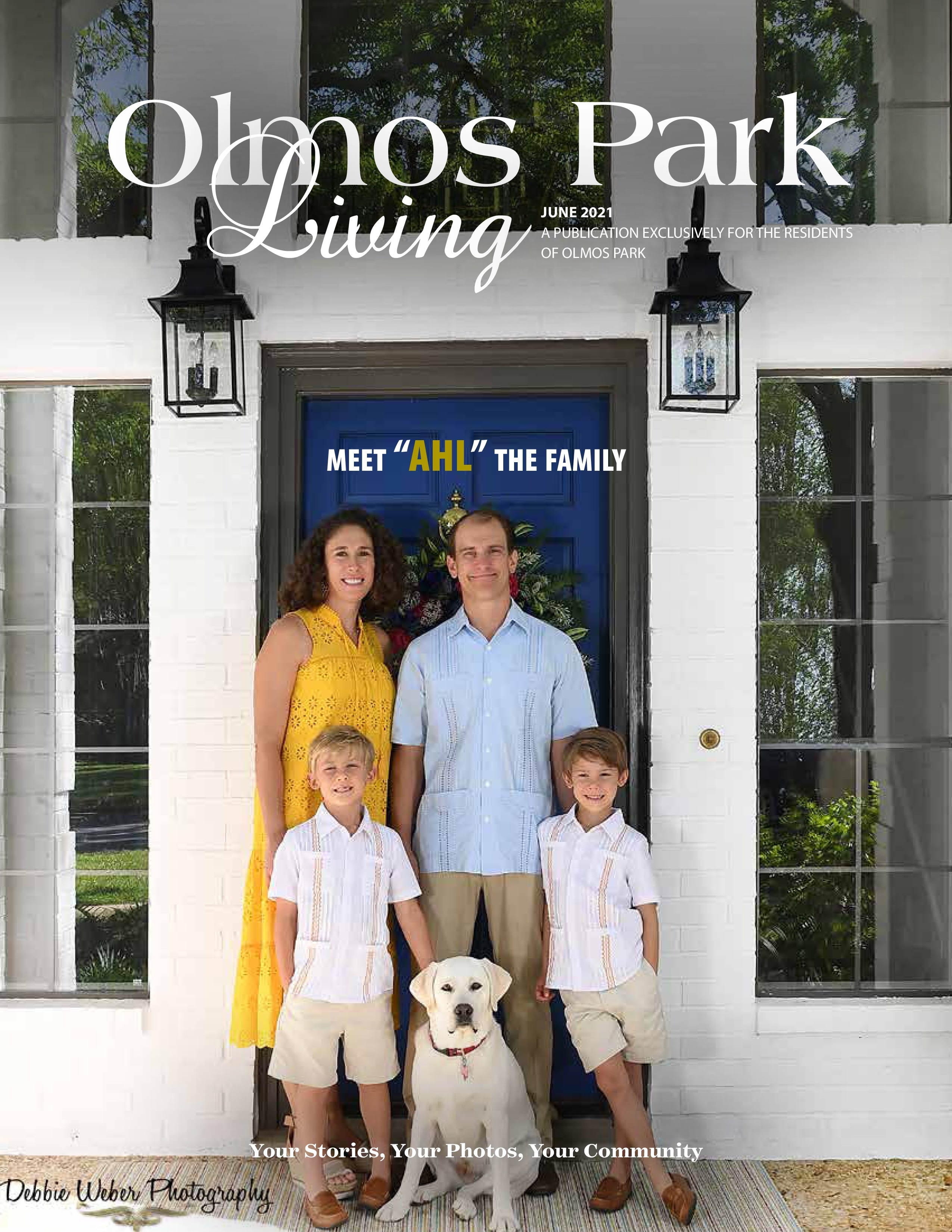 Olmos Park Living 2021-06-01