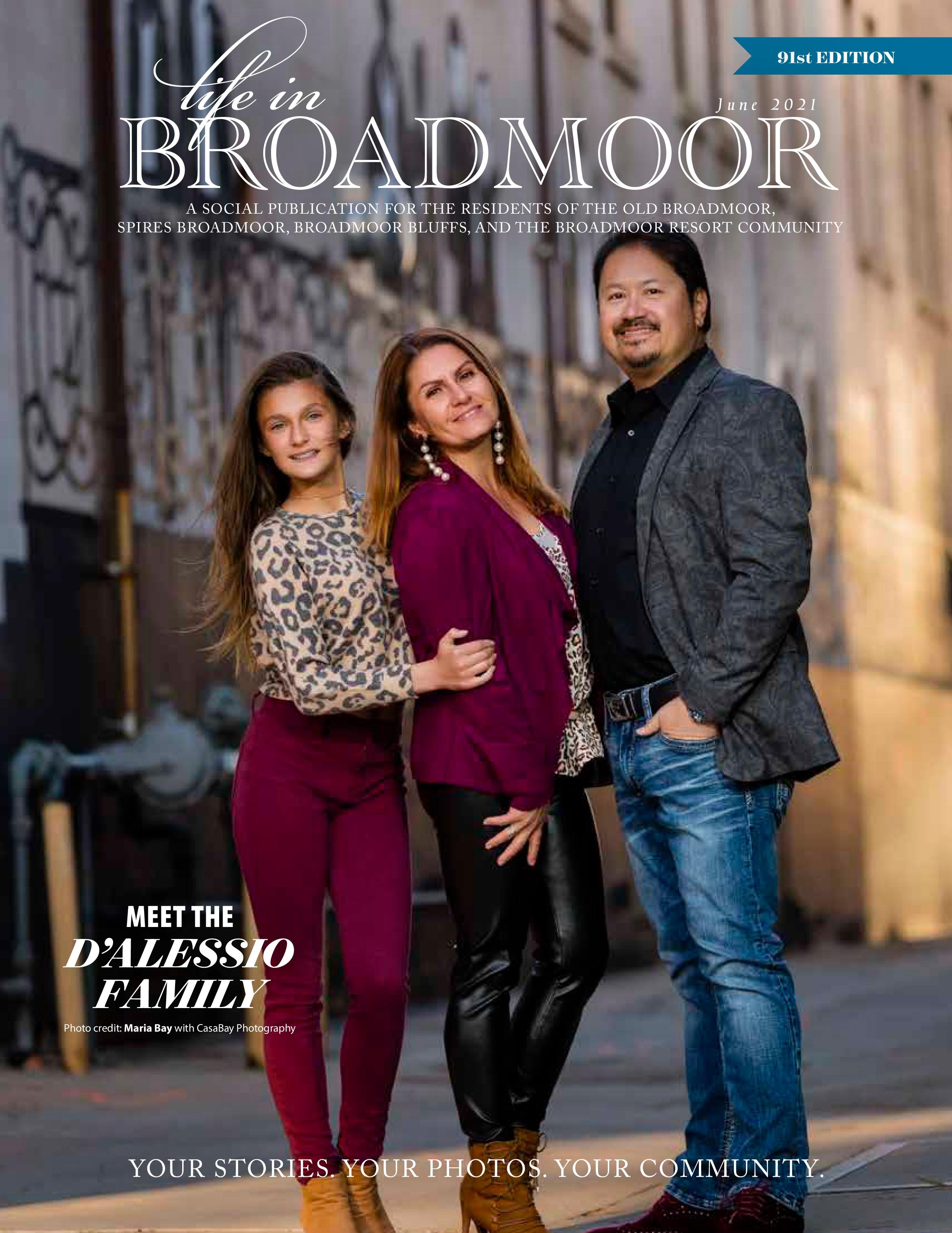 Life in Broadmoor 2021-06-01