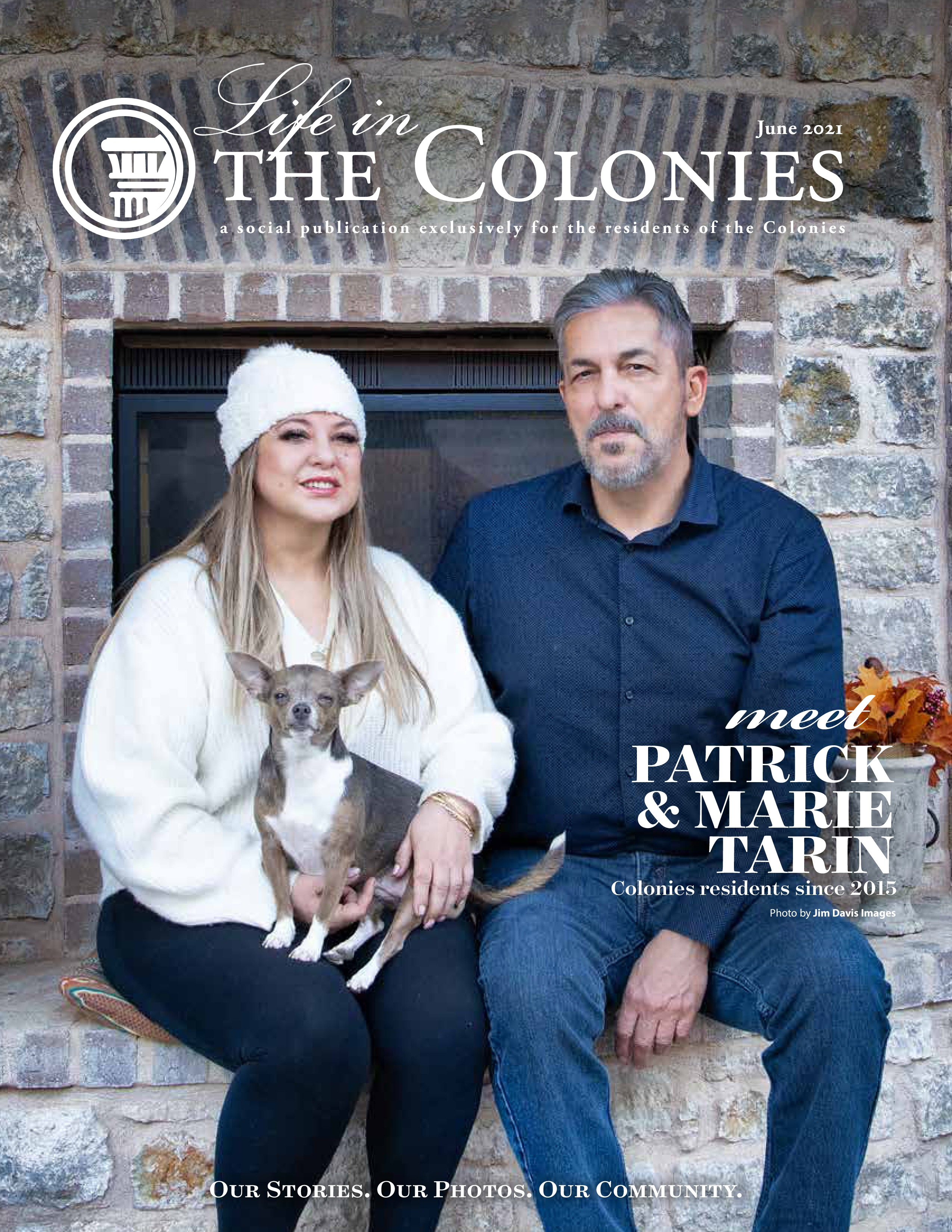 Life In The Colonies 2021-06-01