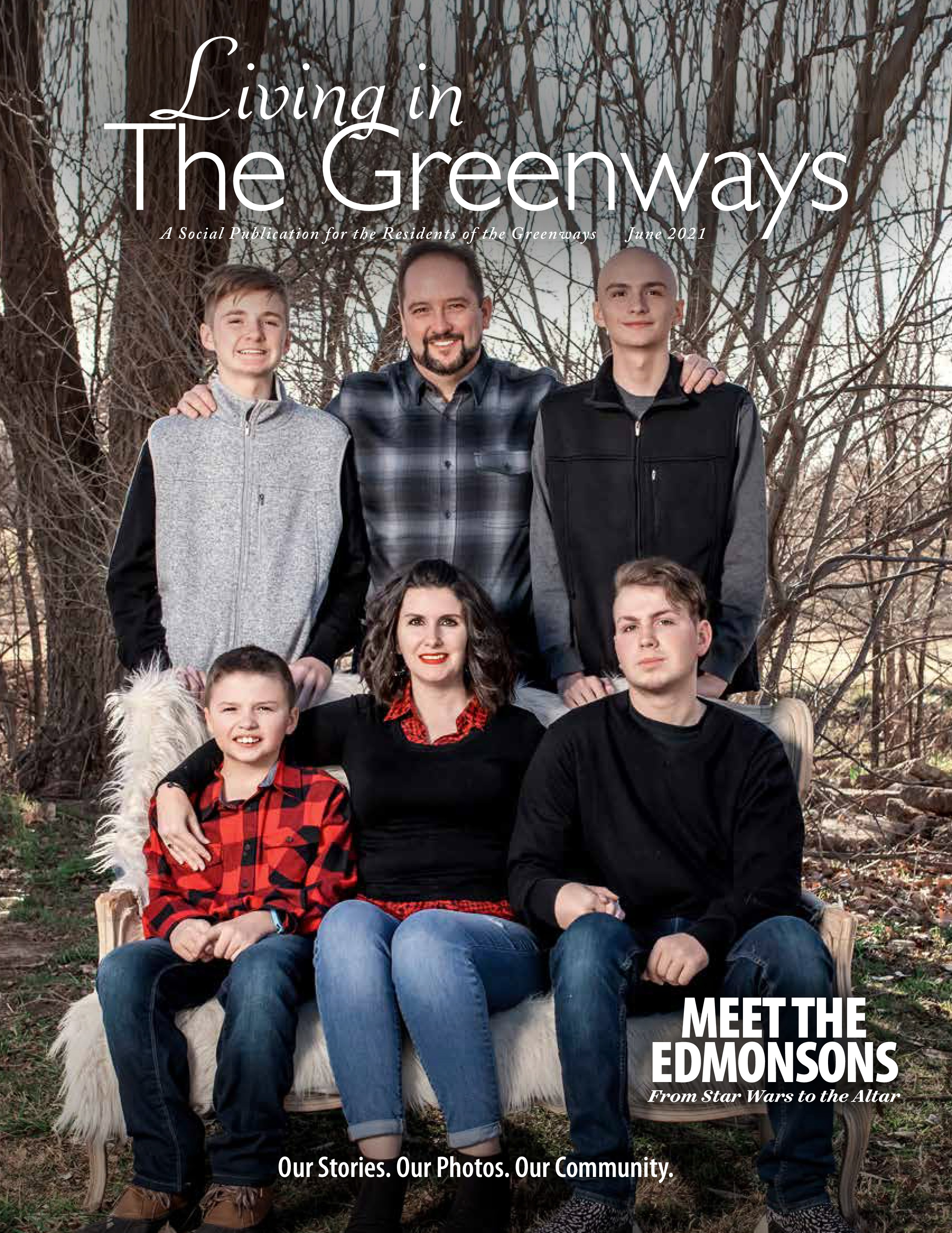 Living in The Greenways 2021-06-01