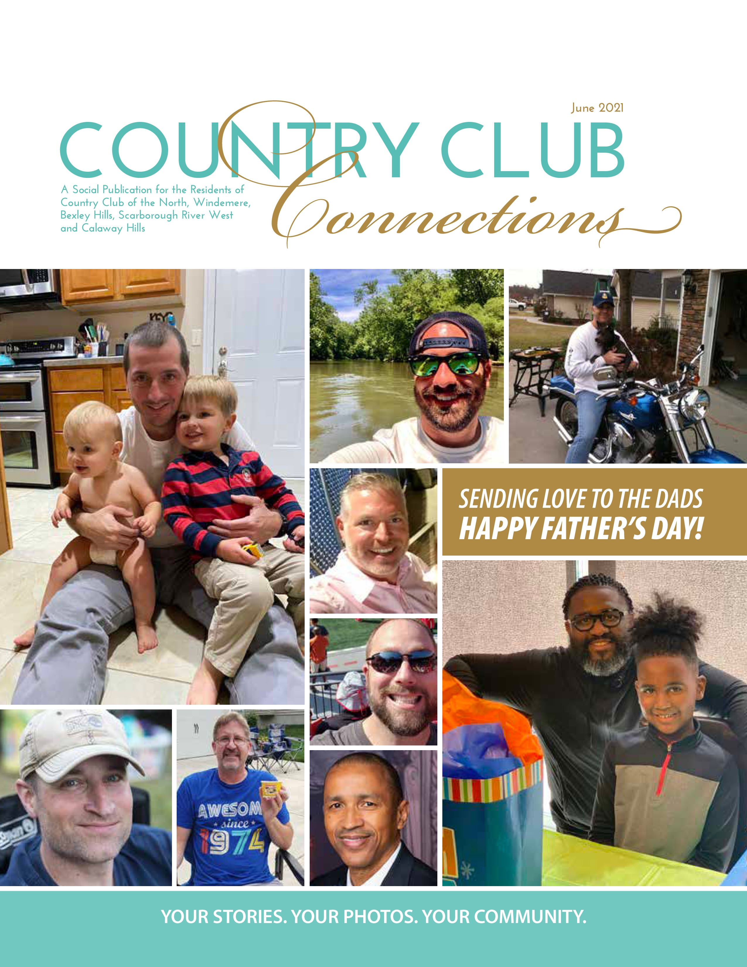 Country Club Connections 2021-06-01
