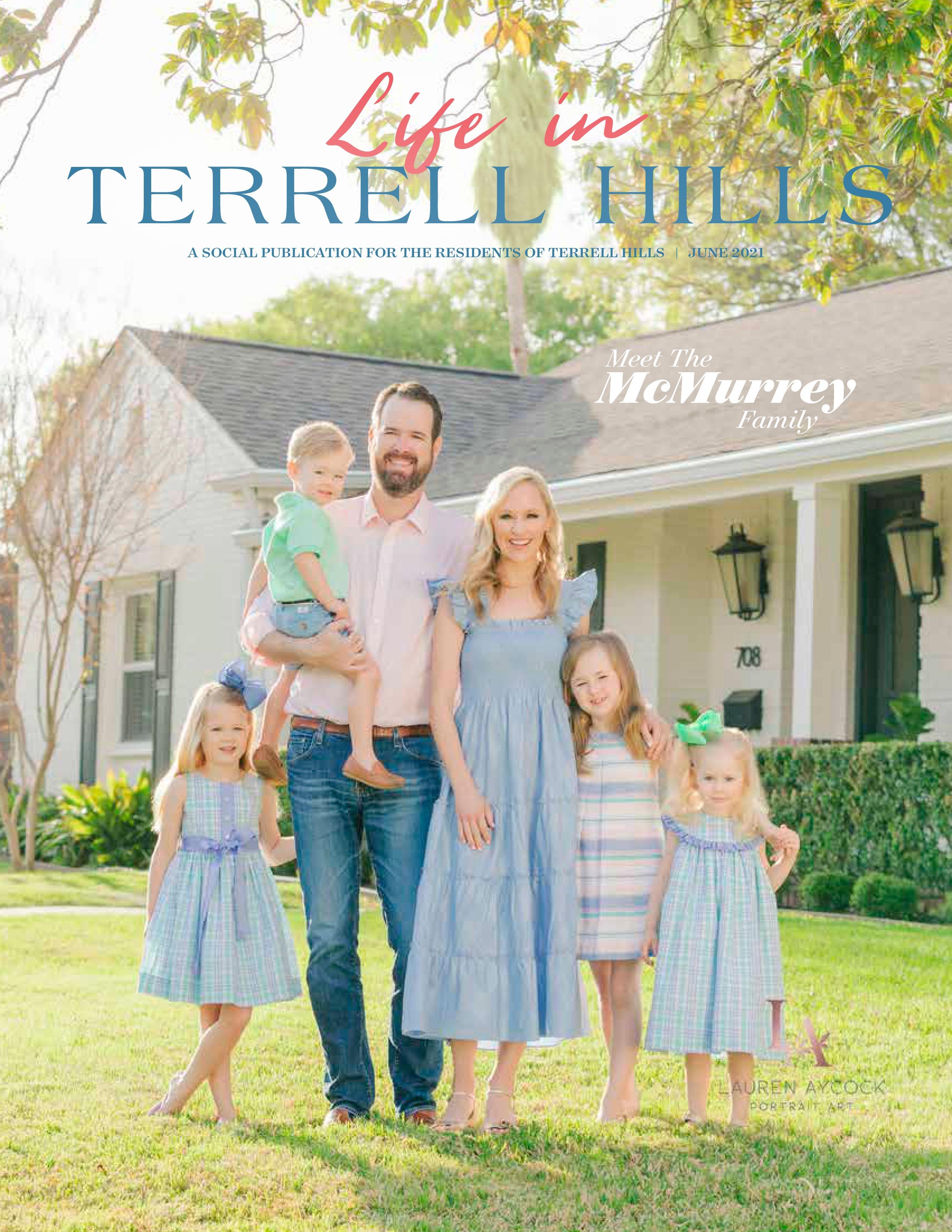 Life in Terrell Hills 2021-06-01