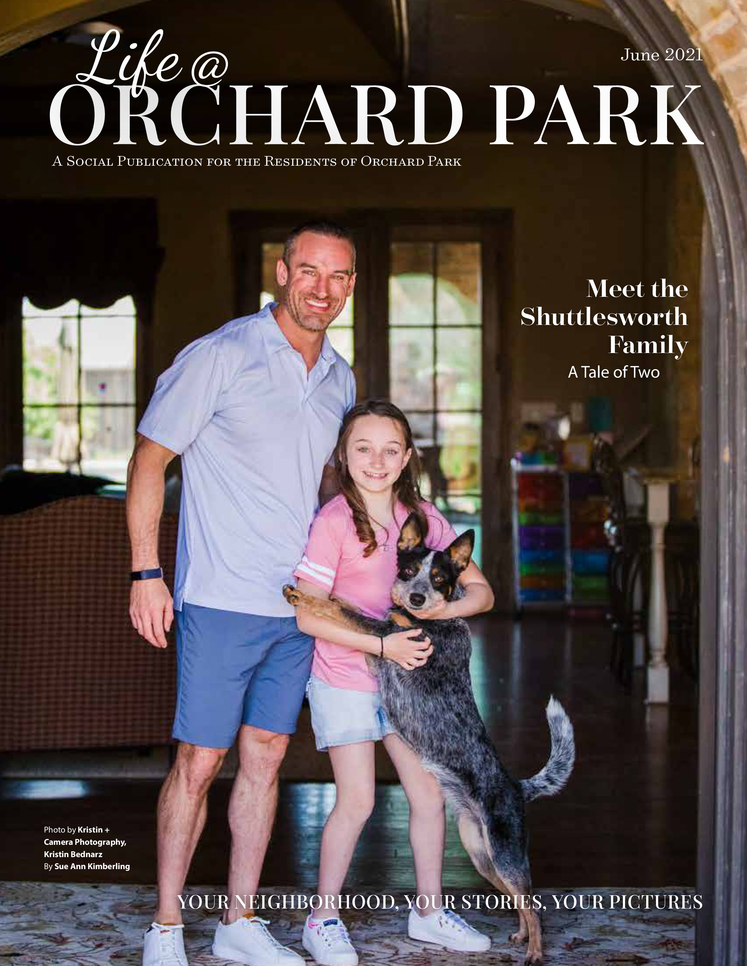 Life @ Orchard Park 2021-06-01