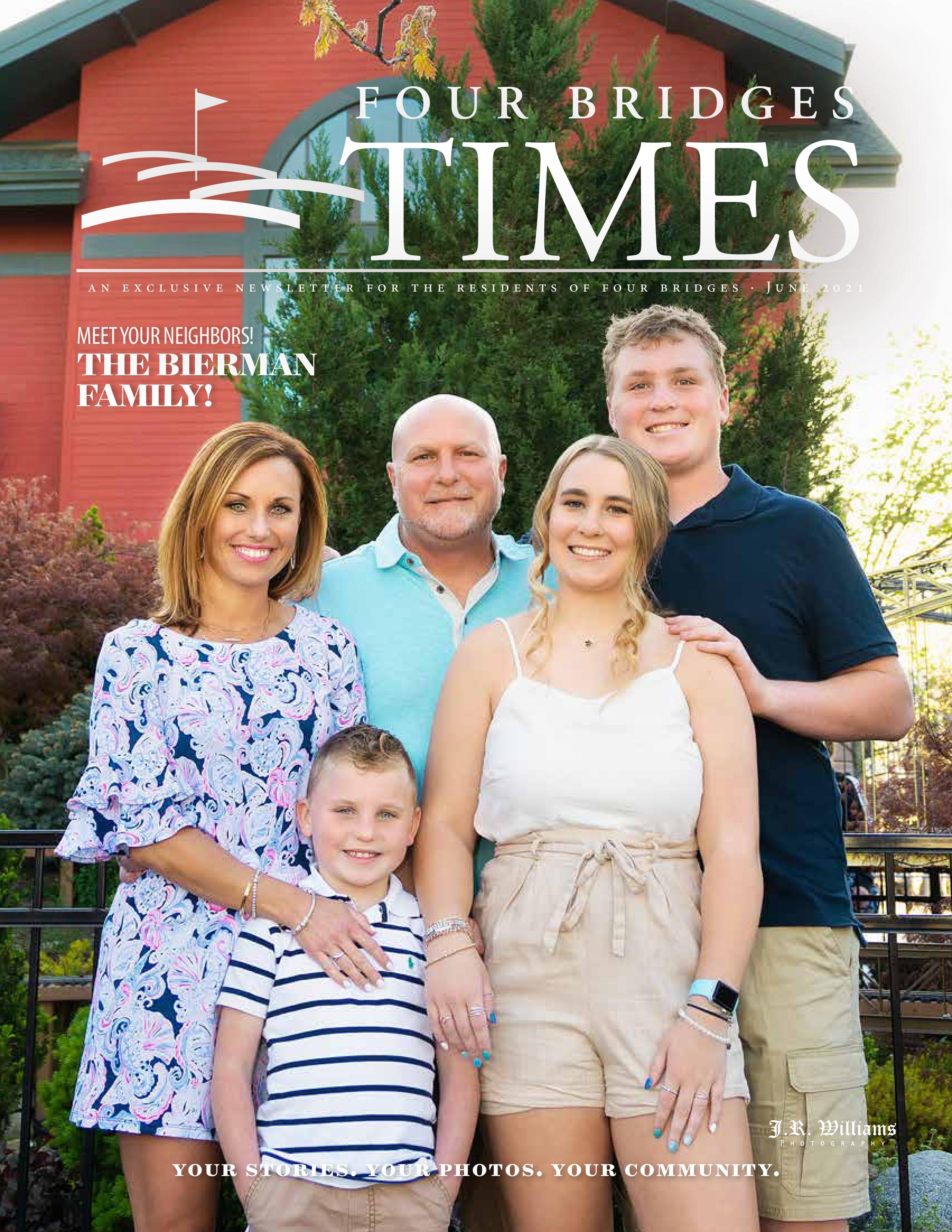 Four Bridges Times 2021-06-01