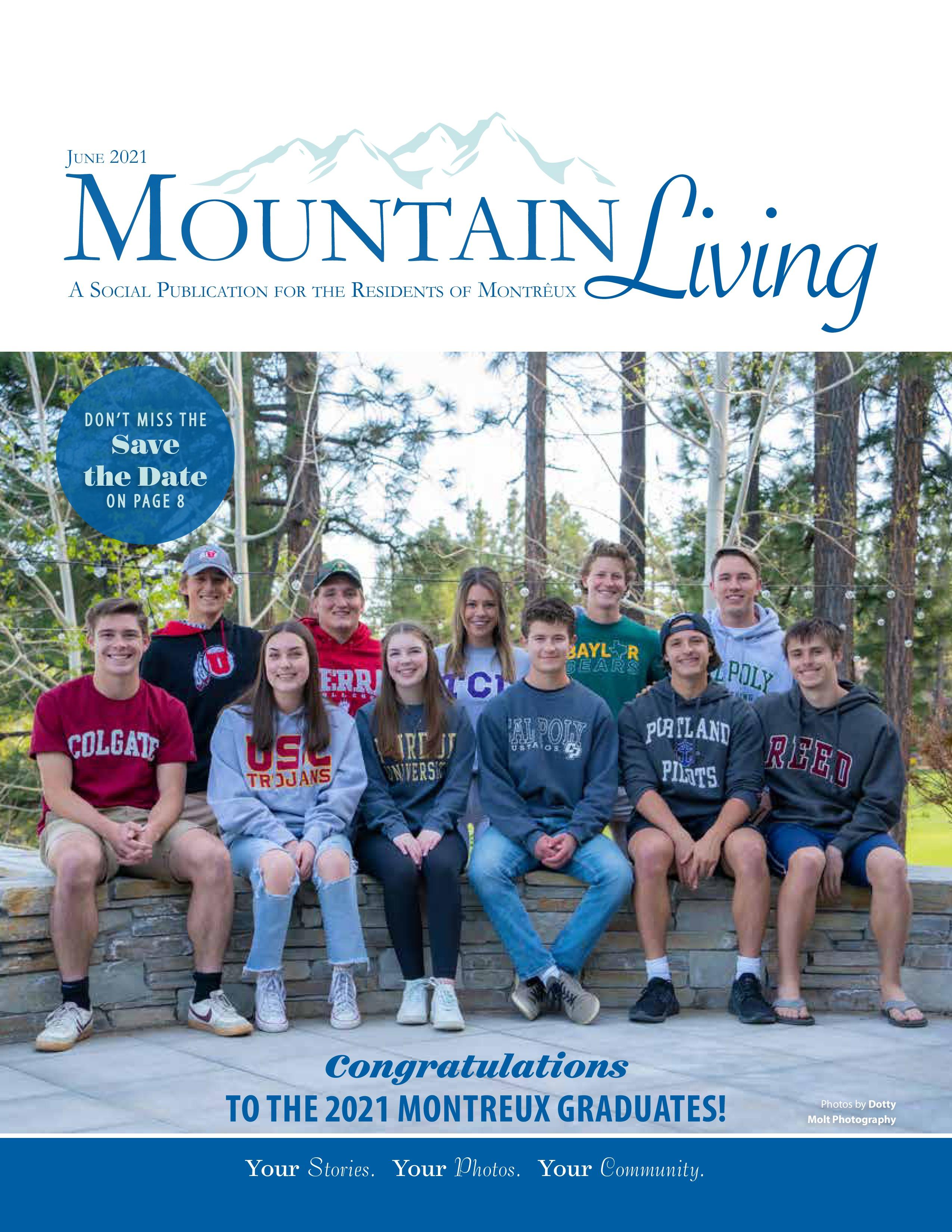 Mountain Living 2021-06-01