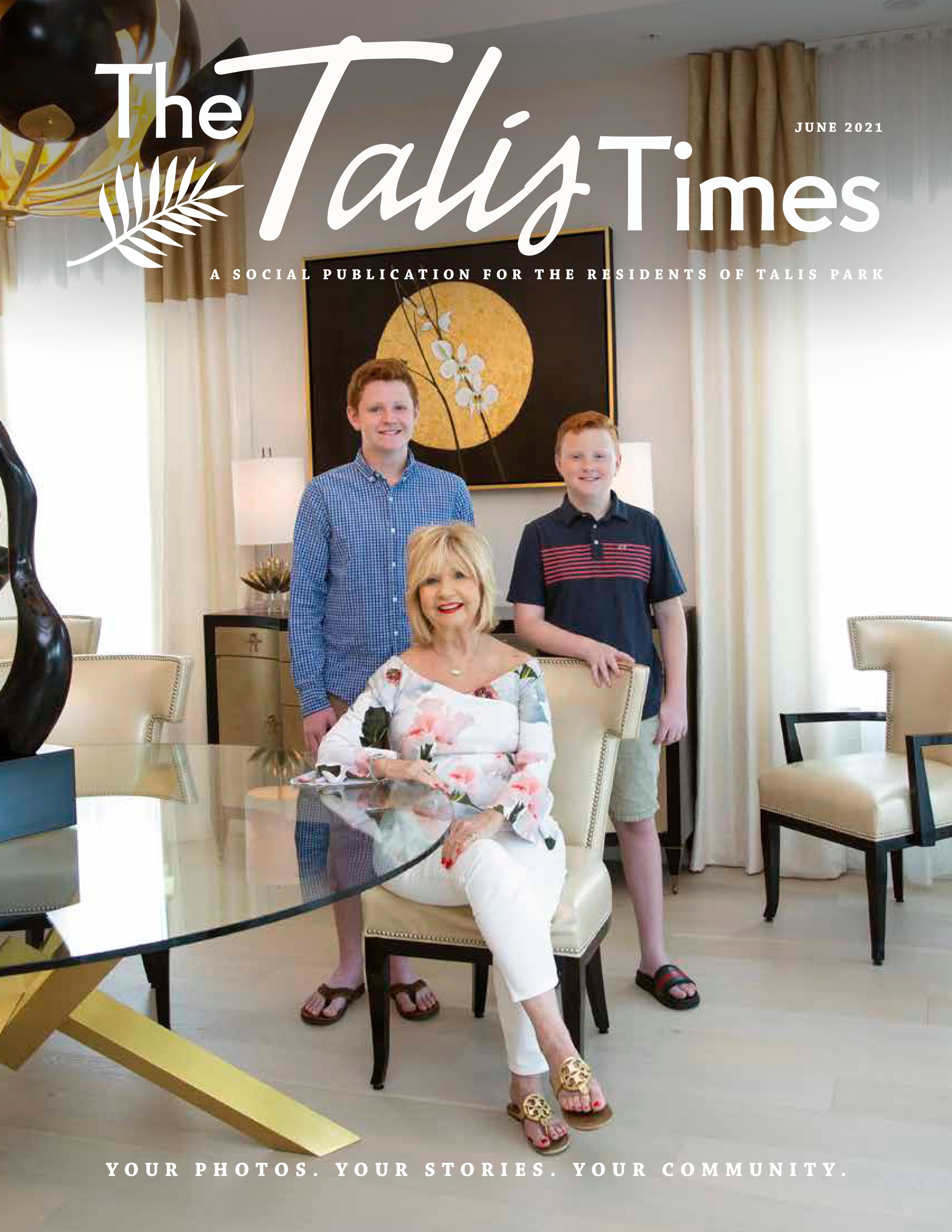 The Talis Times 2021-06-01