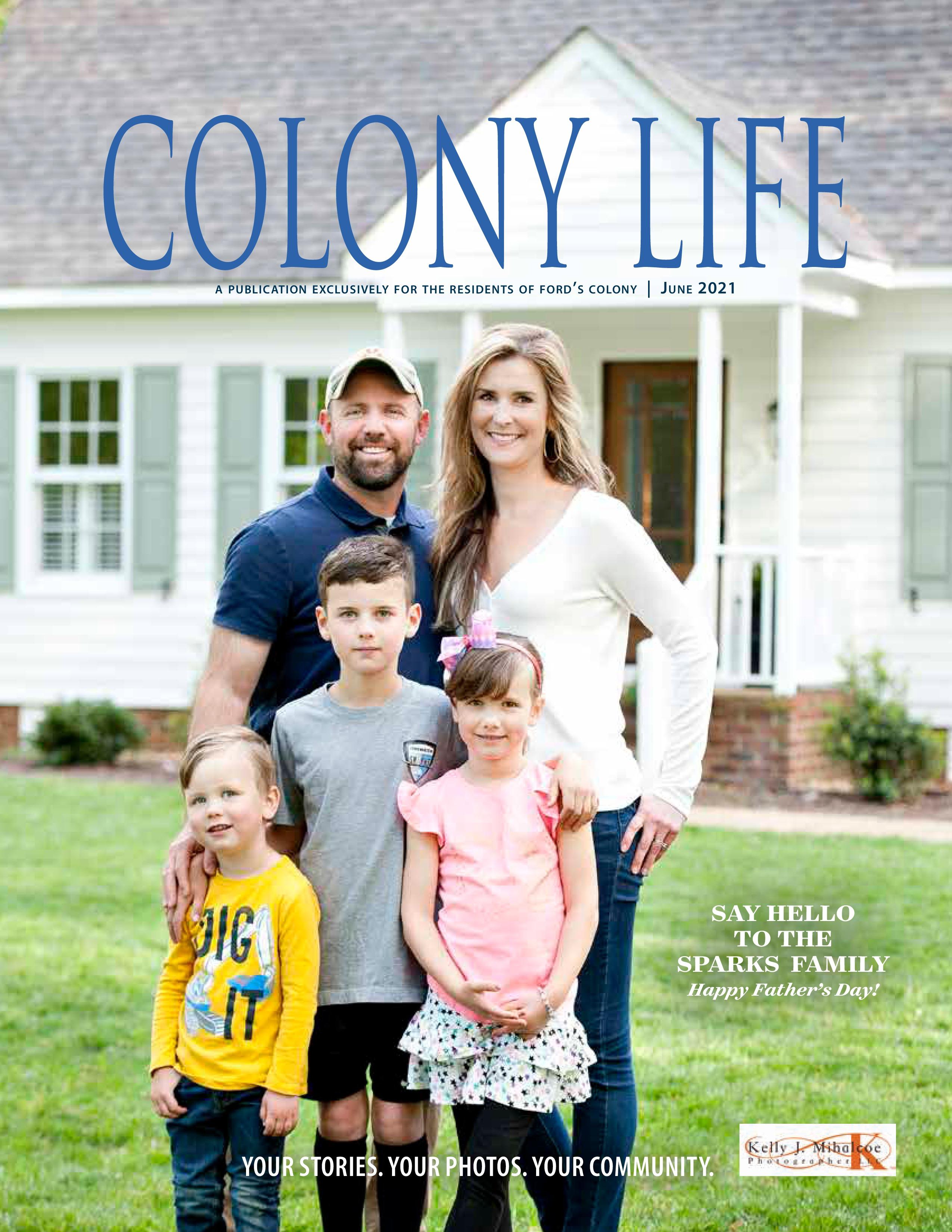 Colony Life 2021-06-01