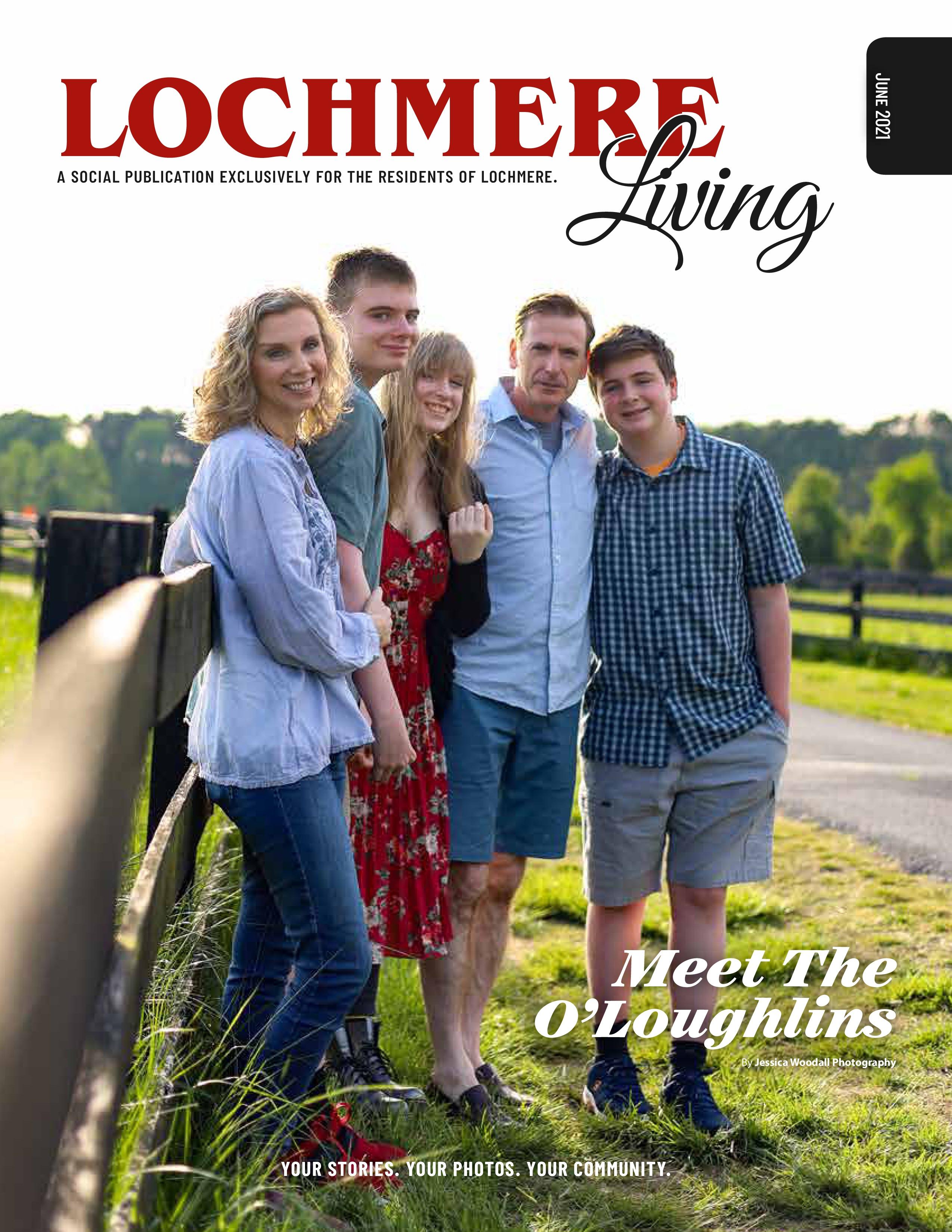 Lochmere Living 2021-06-01