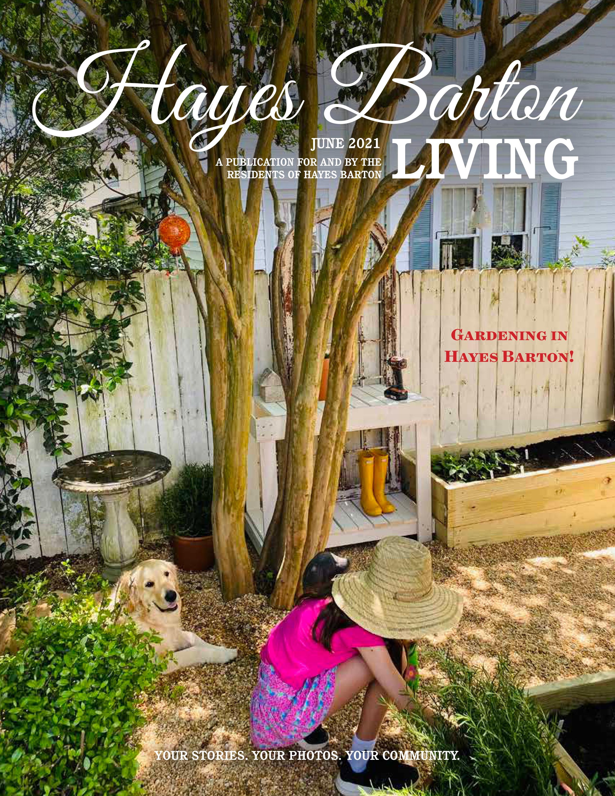 Hayes Barton Living 2021-06-01