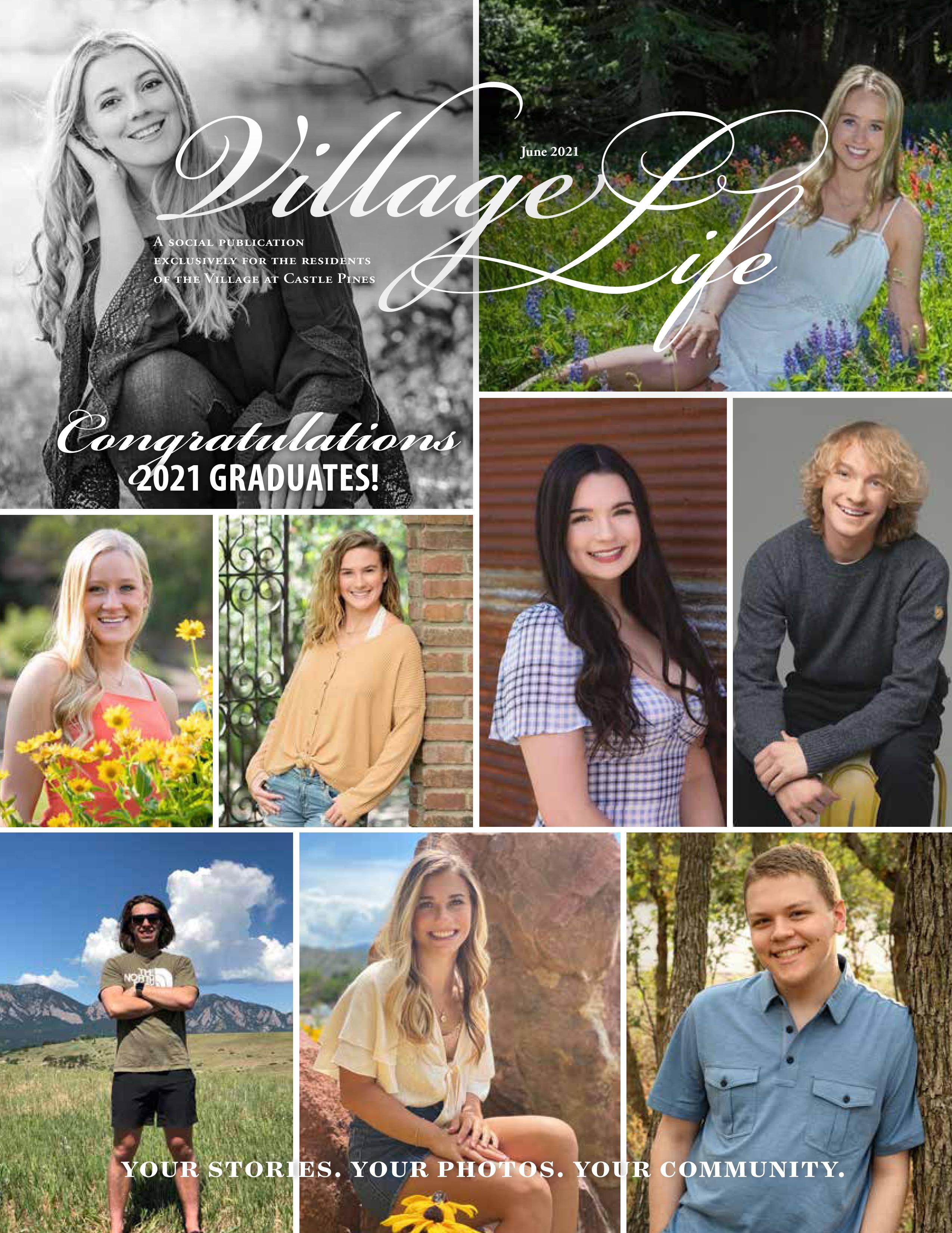 Village Life 2021-06-01