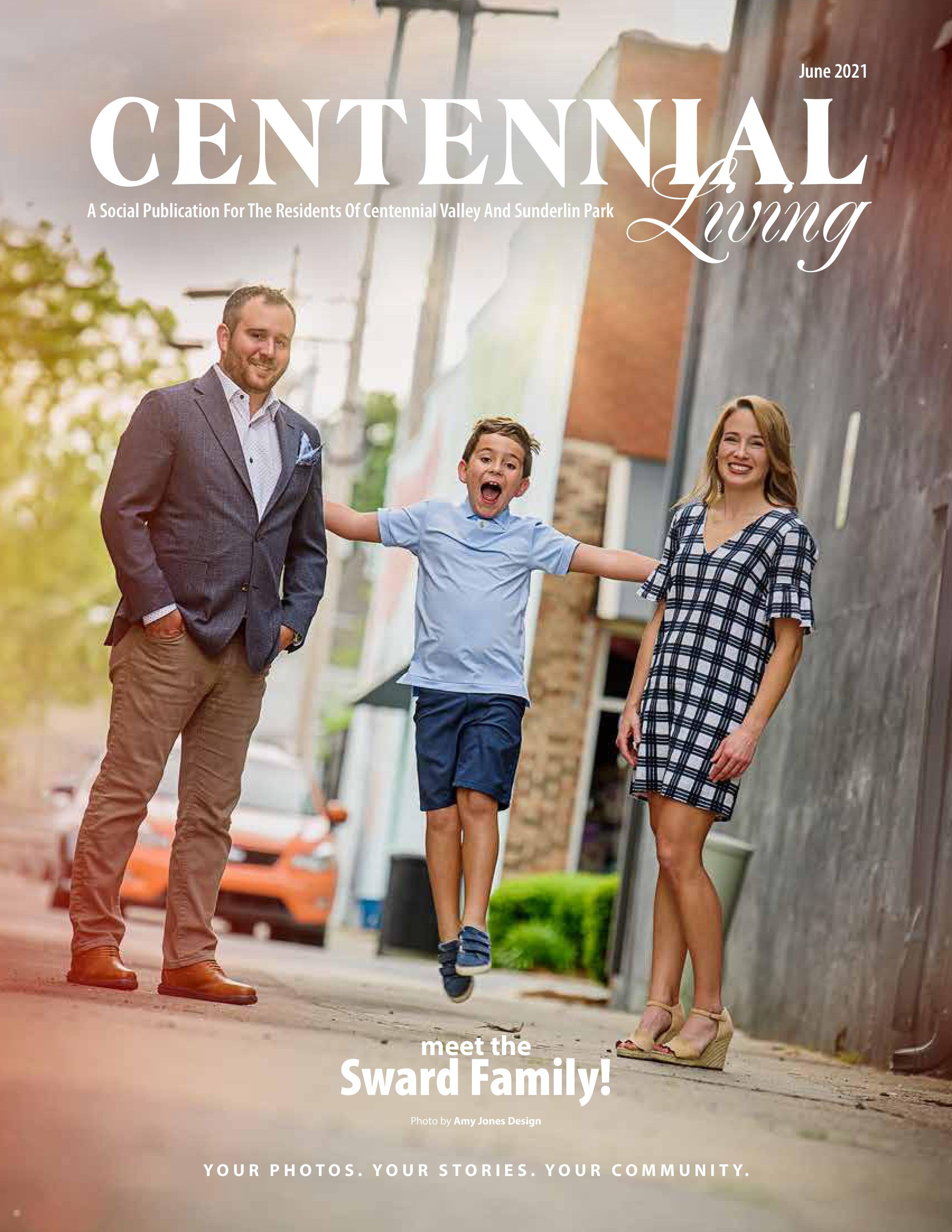 Centennial Living 2021-06-01