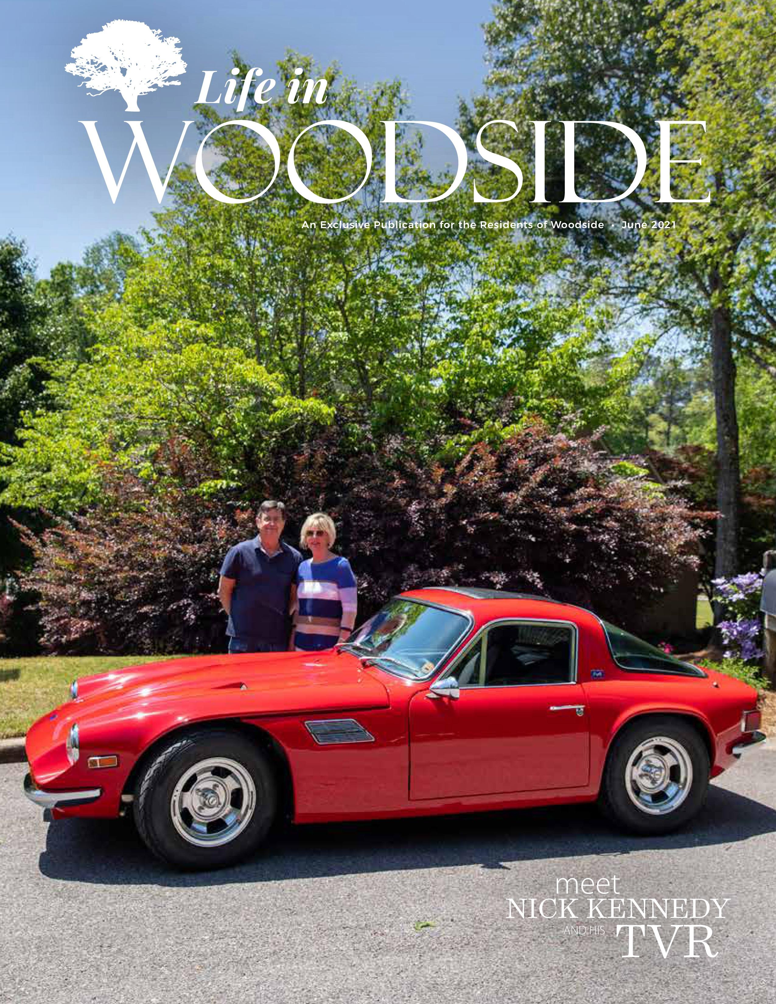 Life in Woodside 2021-06-01