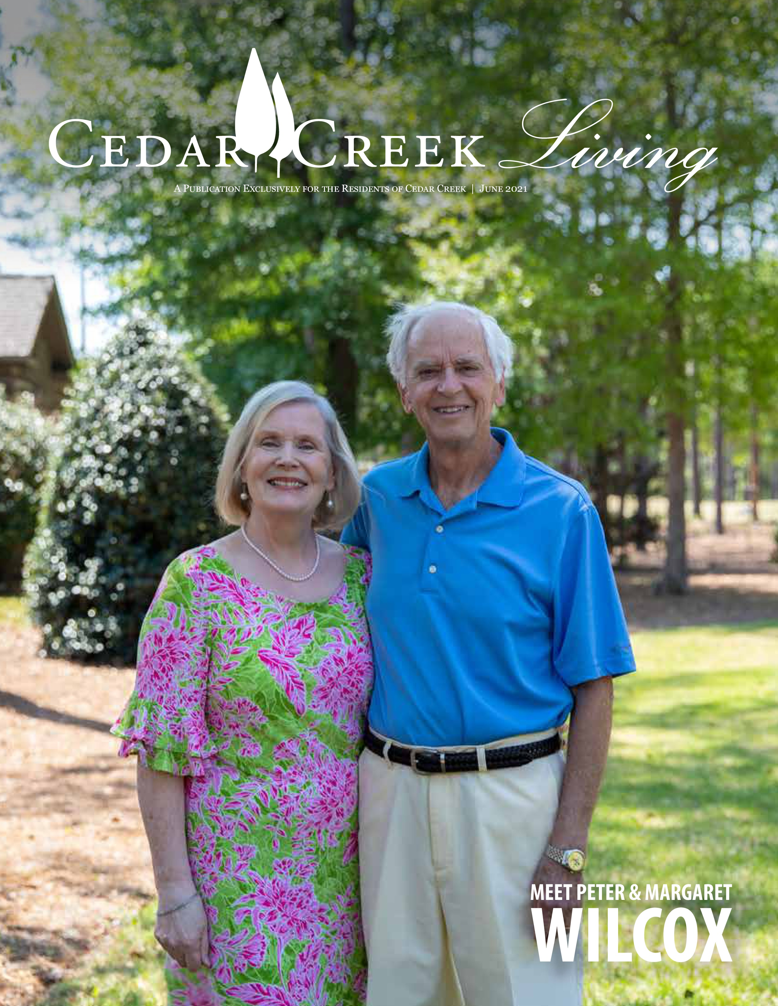 Cedar Creek Living 2021-06-01