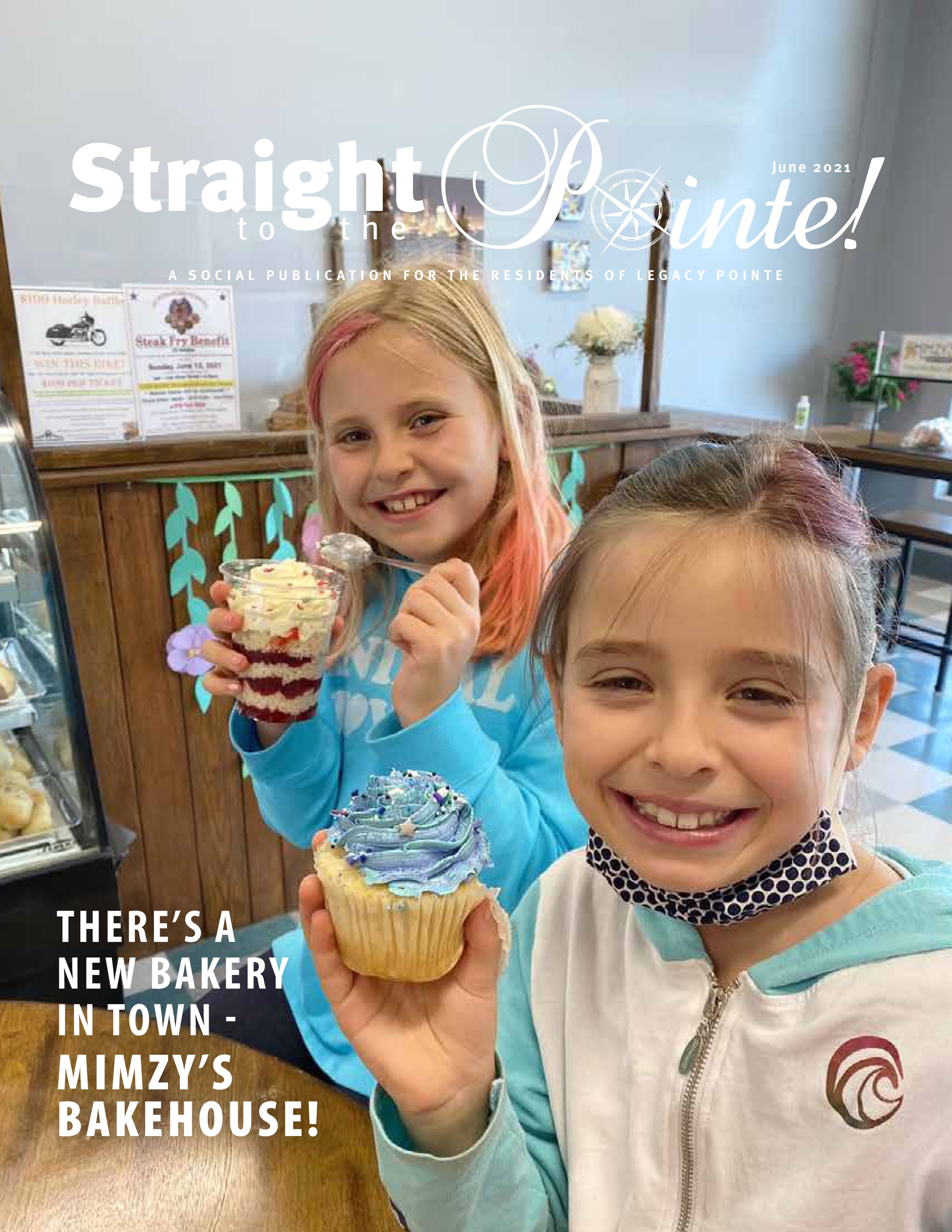 Straight to the Pointe 2021-06-01