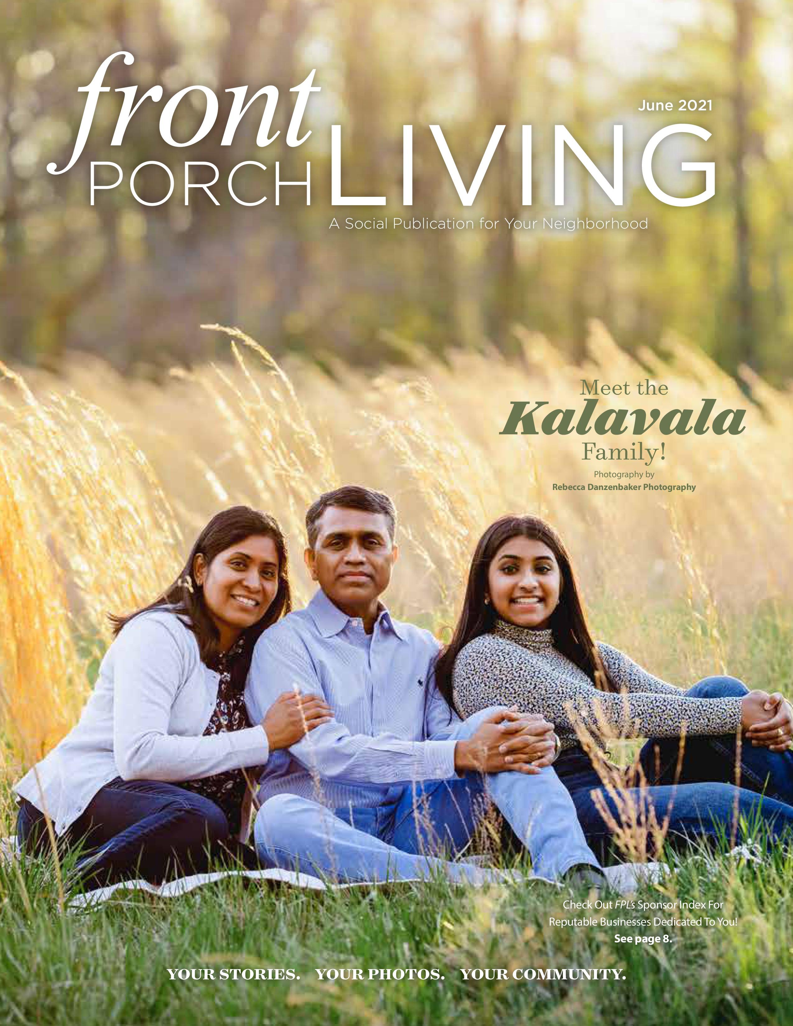 Front Porch Living 2021-06-01