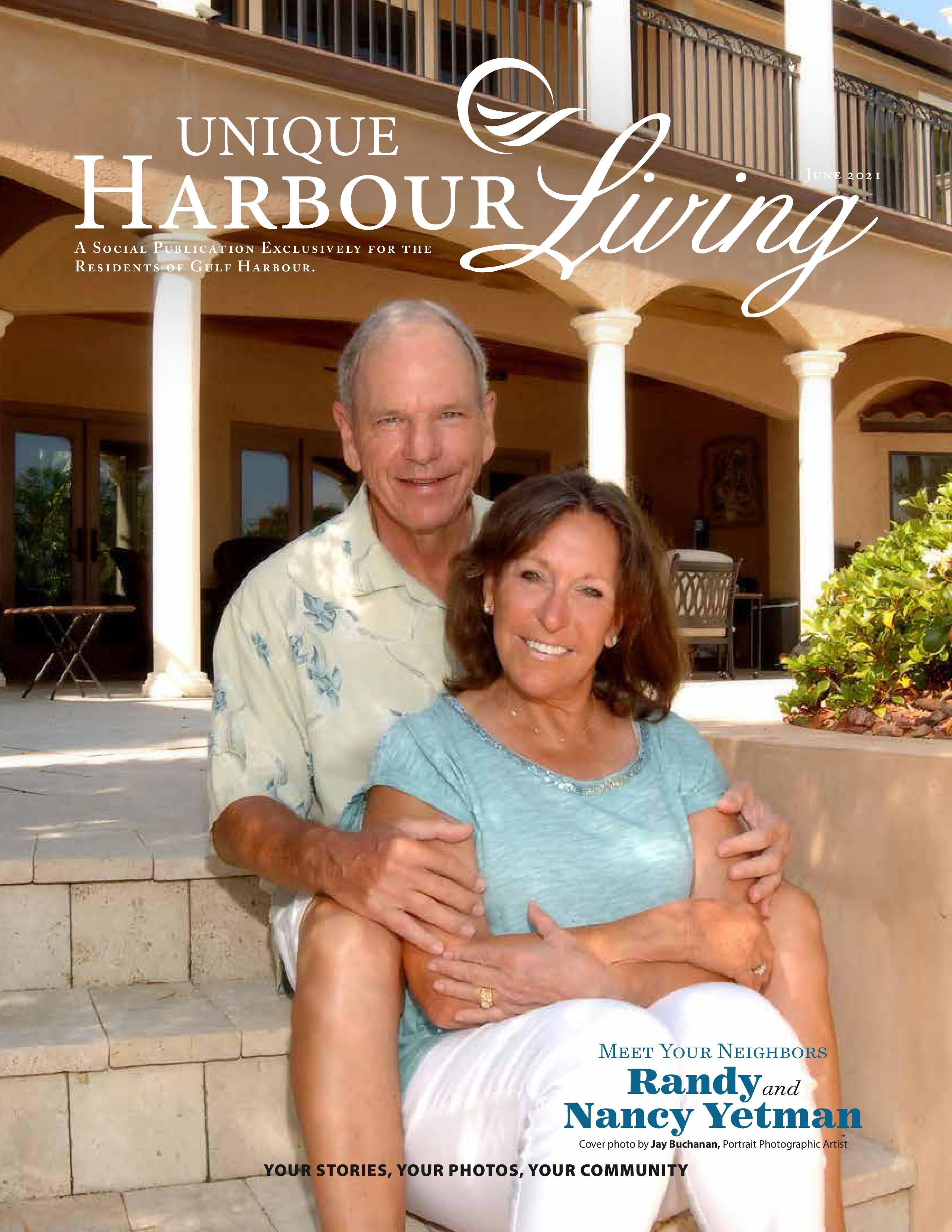 Unique Harbour Living 2021-06-01