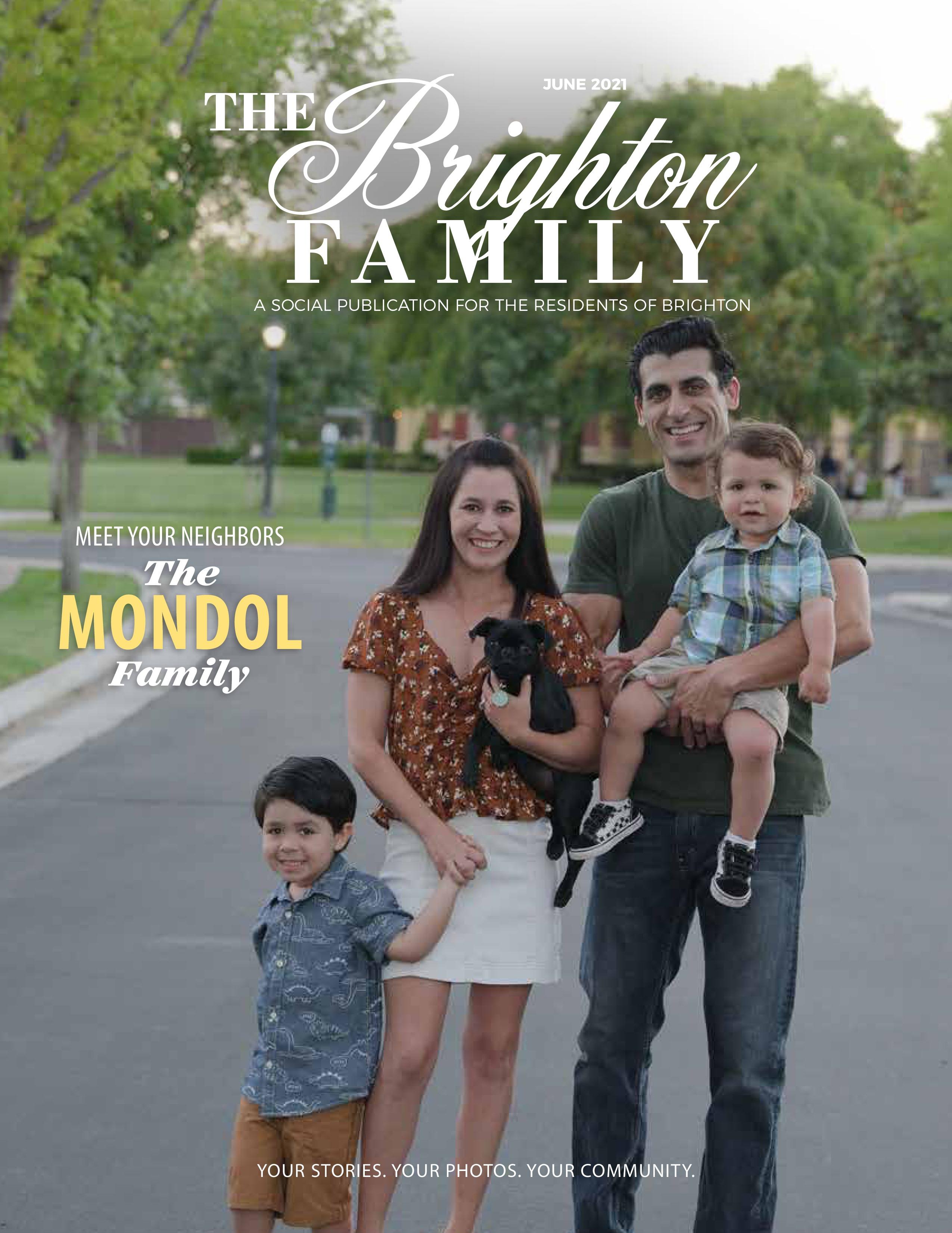 The Brighton Family 2021-06-01