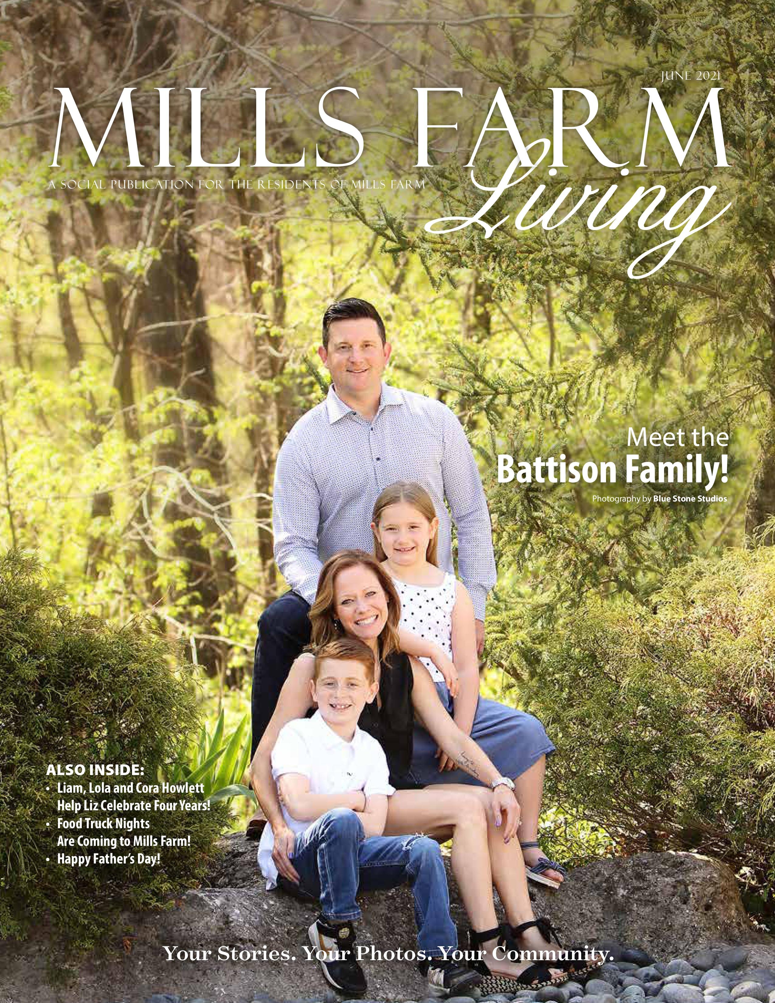 Mills Farm Living 2021-06-01