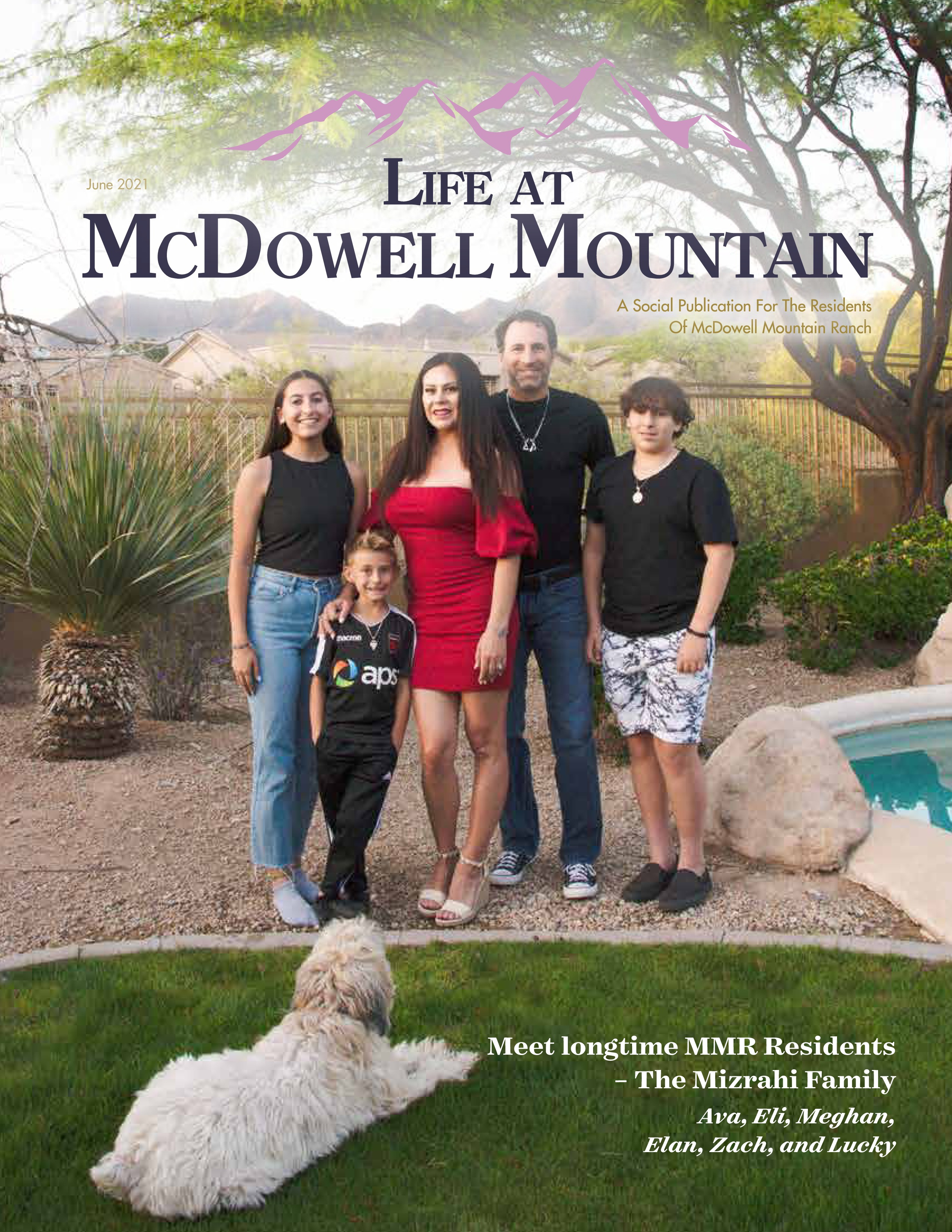 Life at McDowell Mountain 2021-06-01