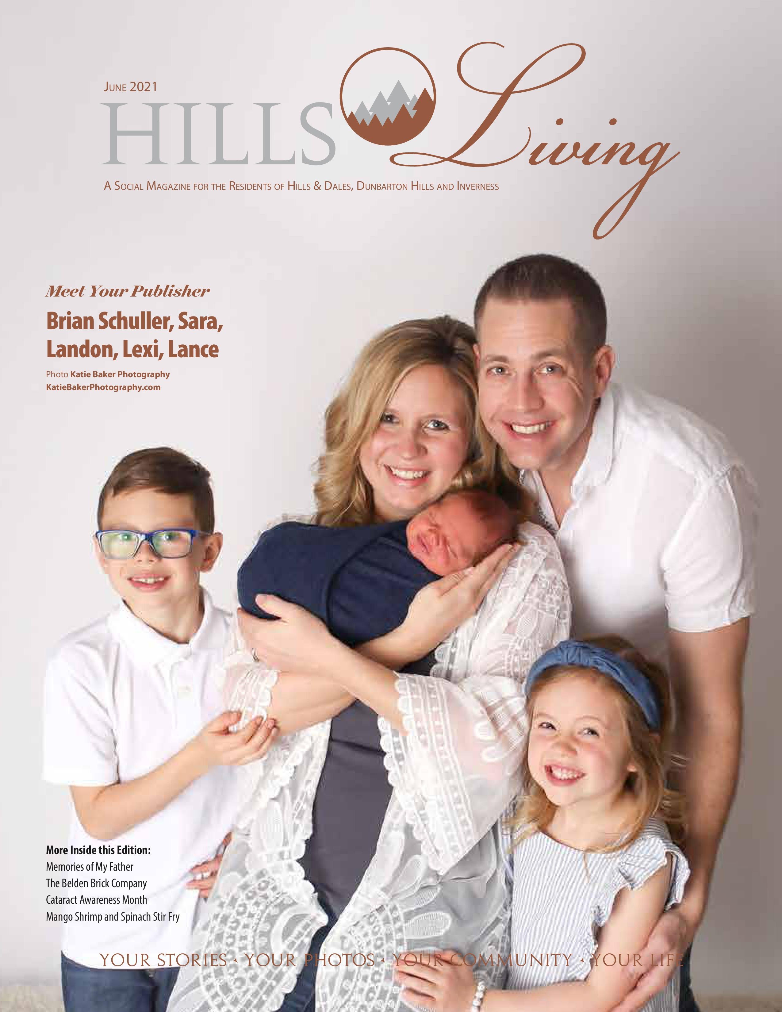 Hills Living 2021-06-01