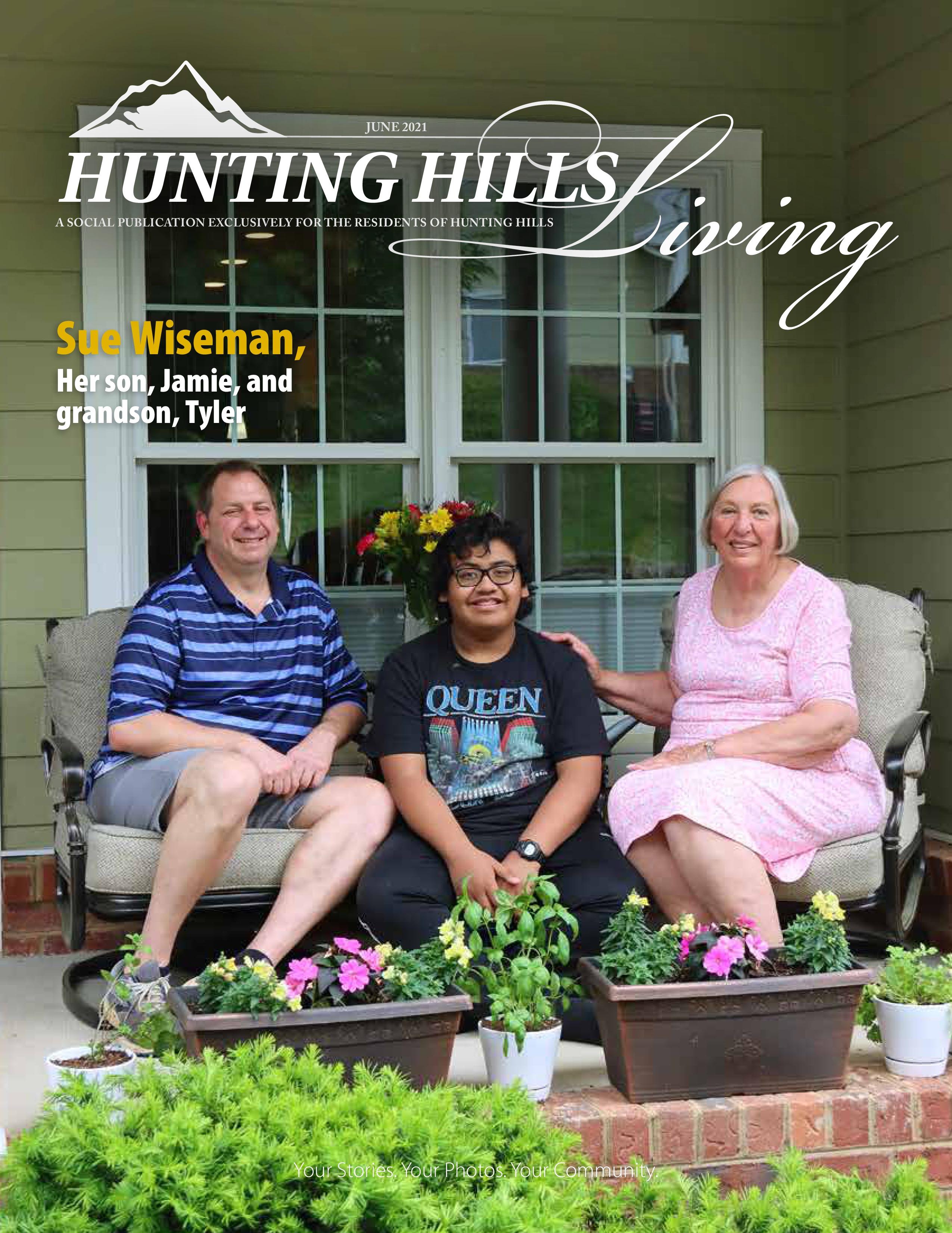 Hunting Hills Living 2021-06-01