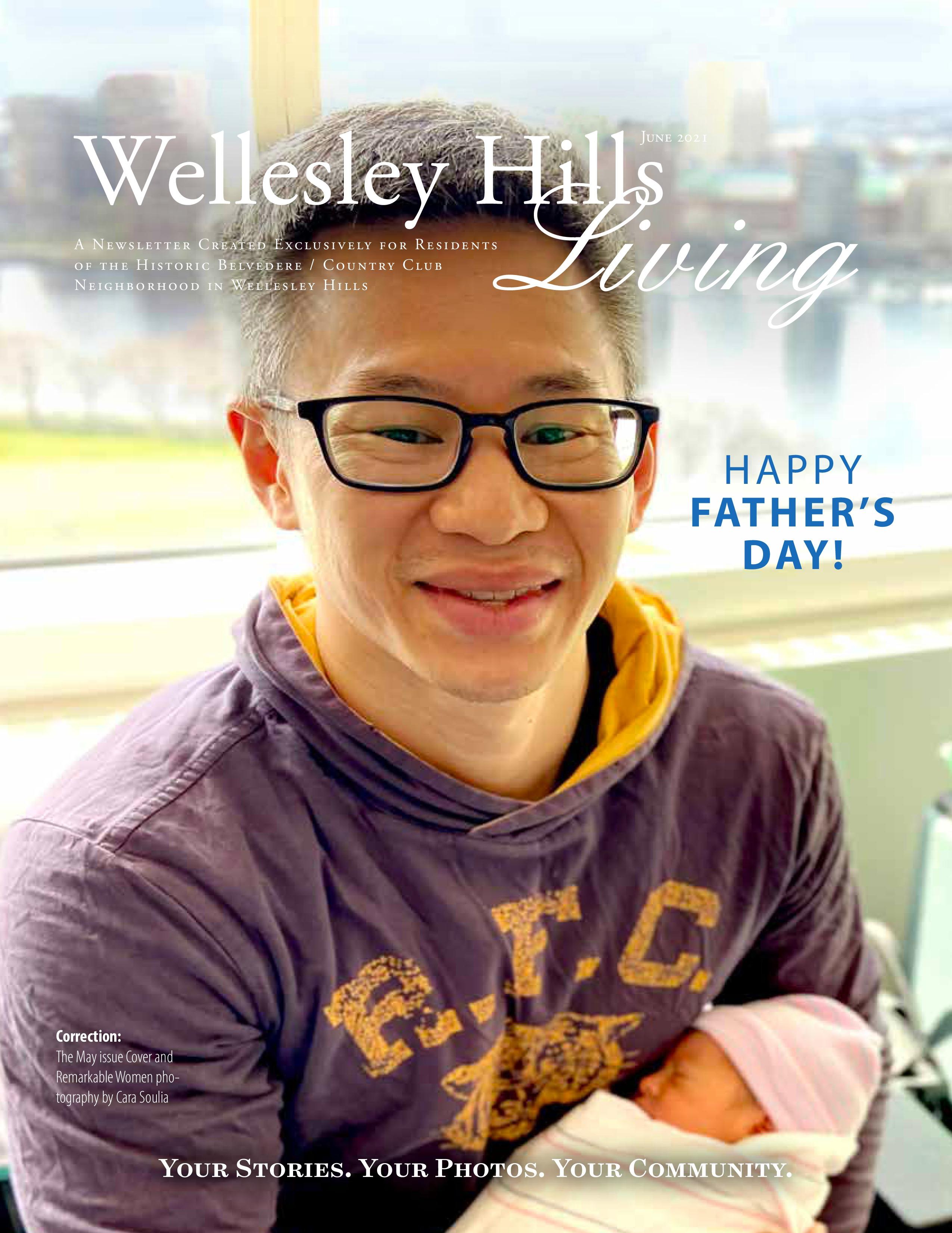 Wellesley Hills Living 2021-06-01