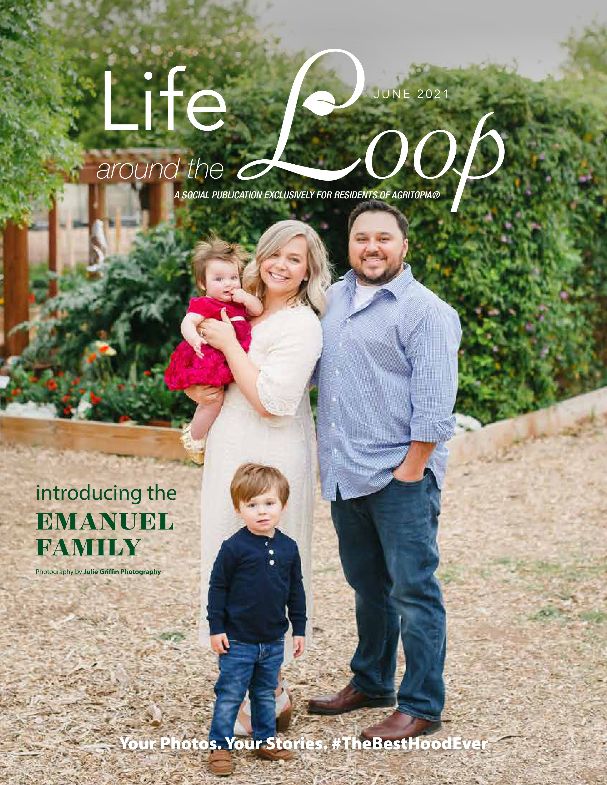 Life Around the Loop 2021-06-01