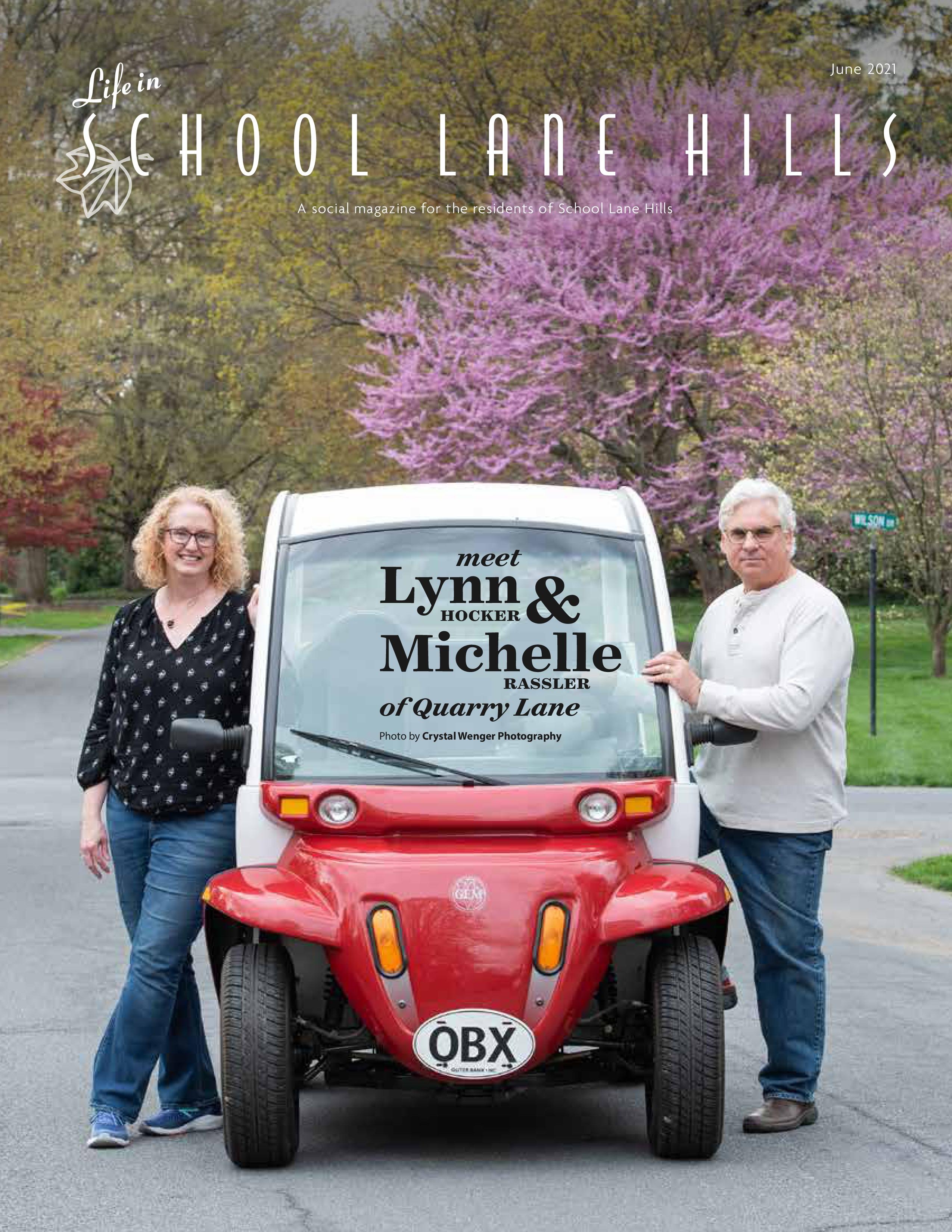 Life in School Lane Hills 2021-06-01