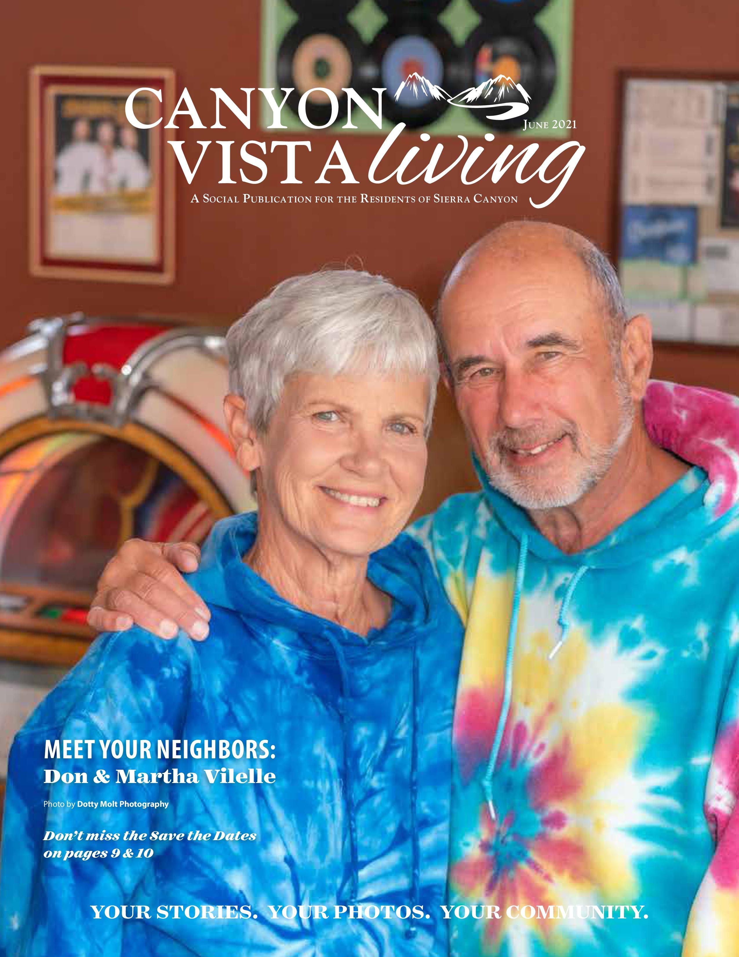 Canyon Vista Living 2021-06-01